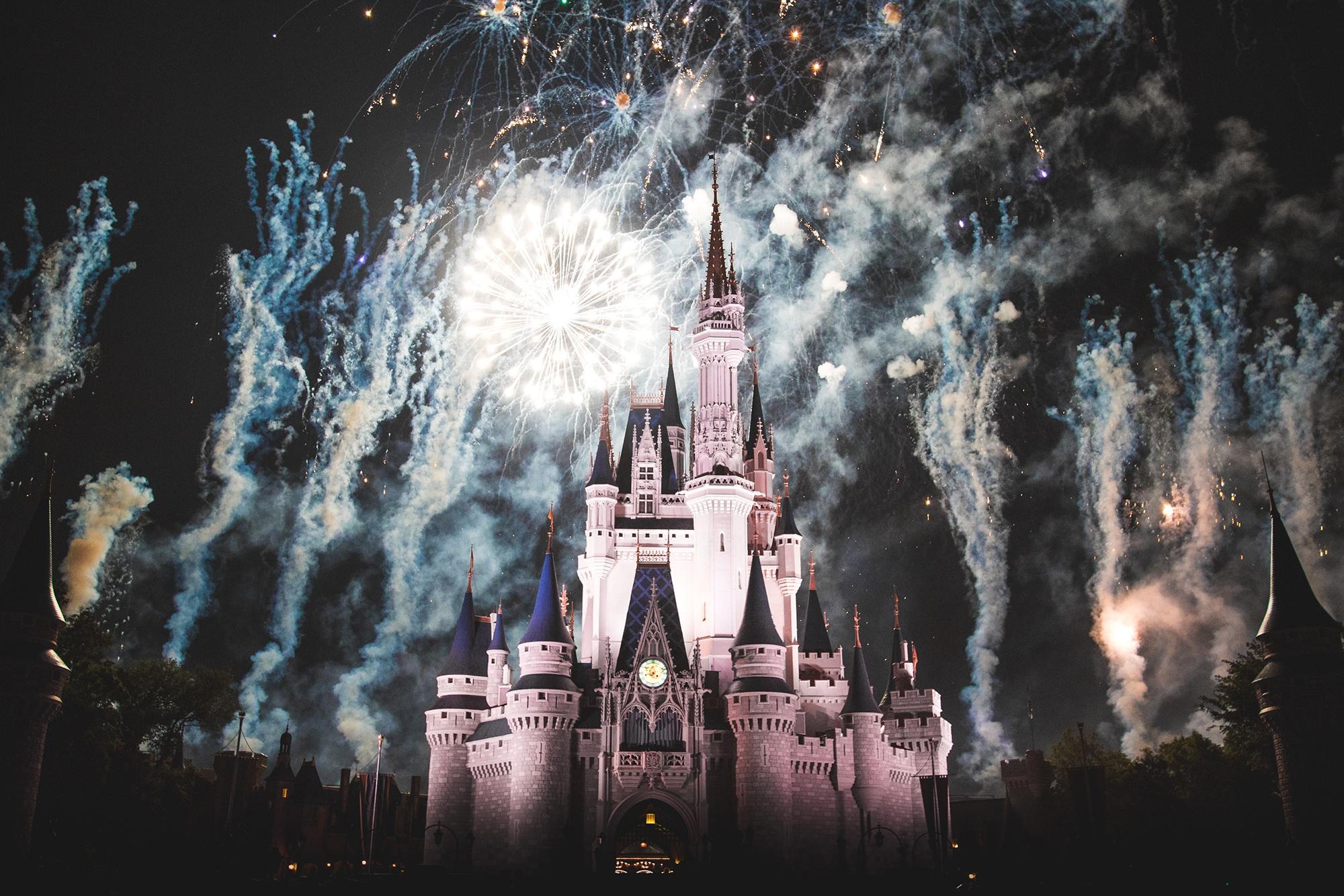 Orlando-Disney-Fireworks
