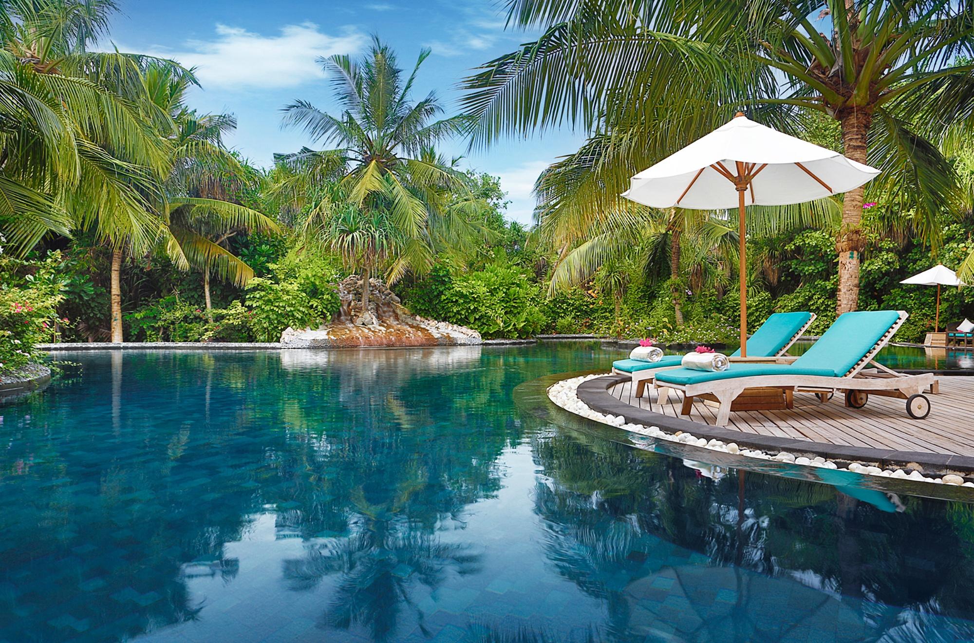 Indian Ocean Pool