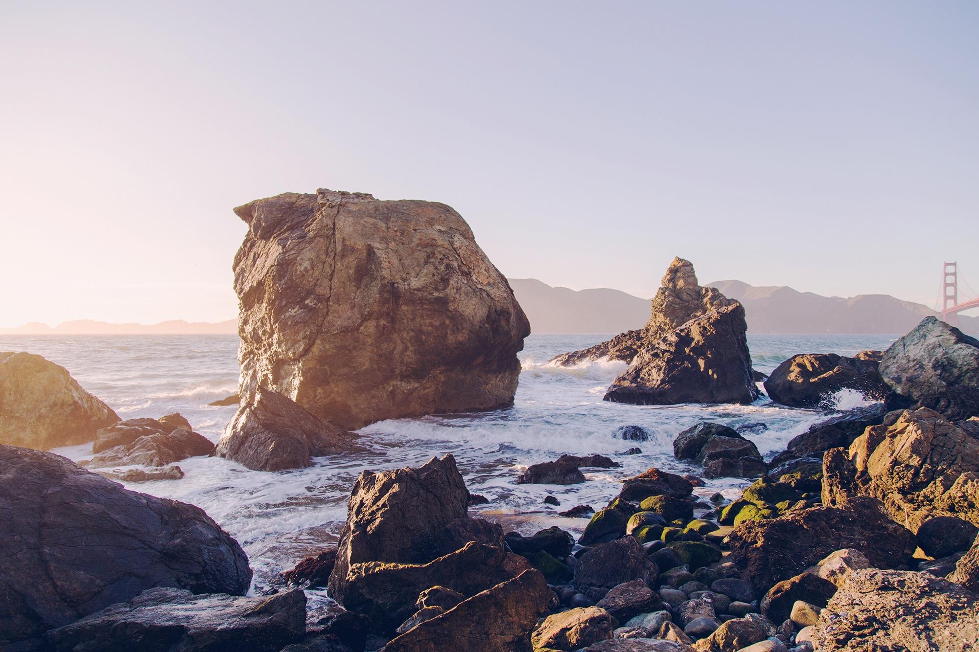 LA Coastline