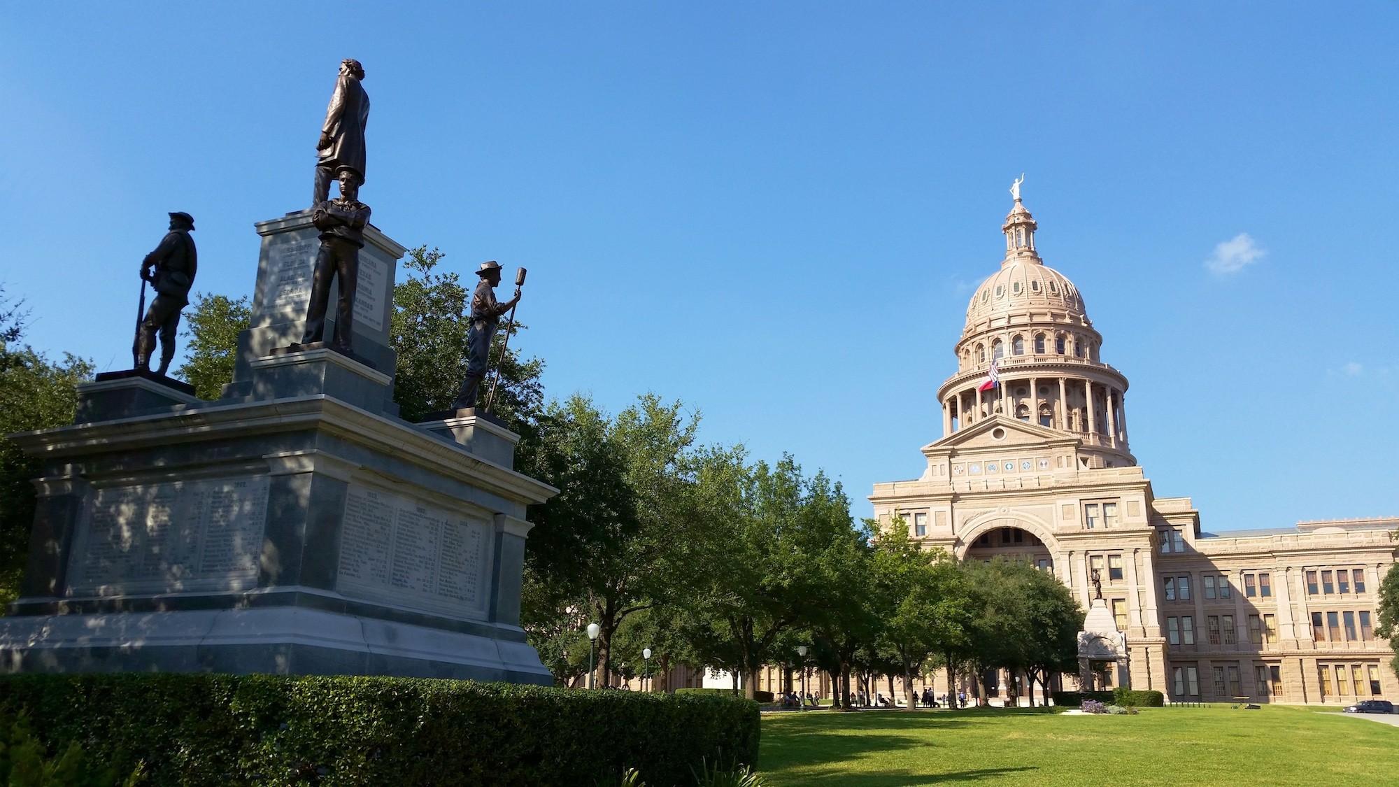 Cpaitol Building, Austin, Texas