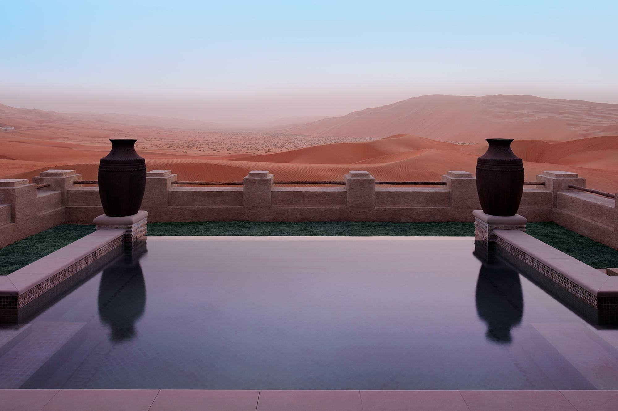 Desert View Luxury Pool