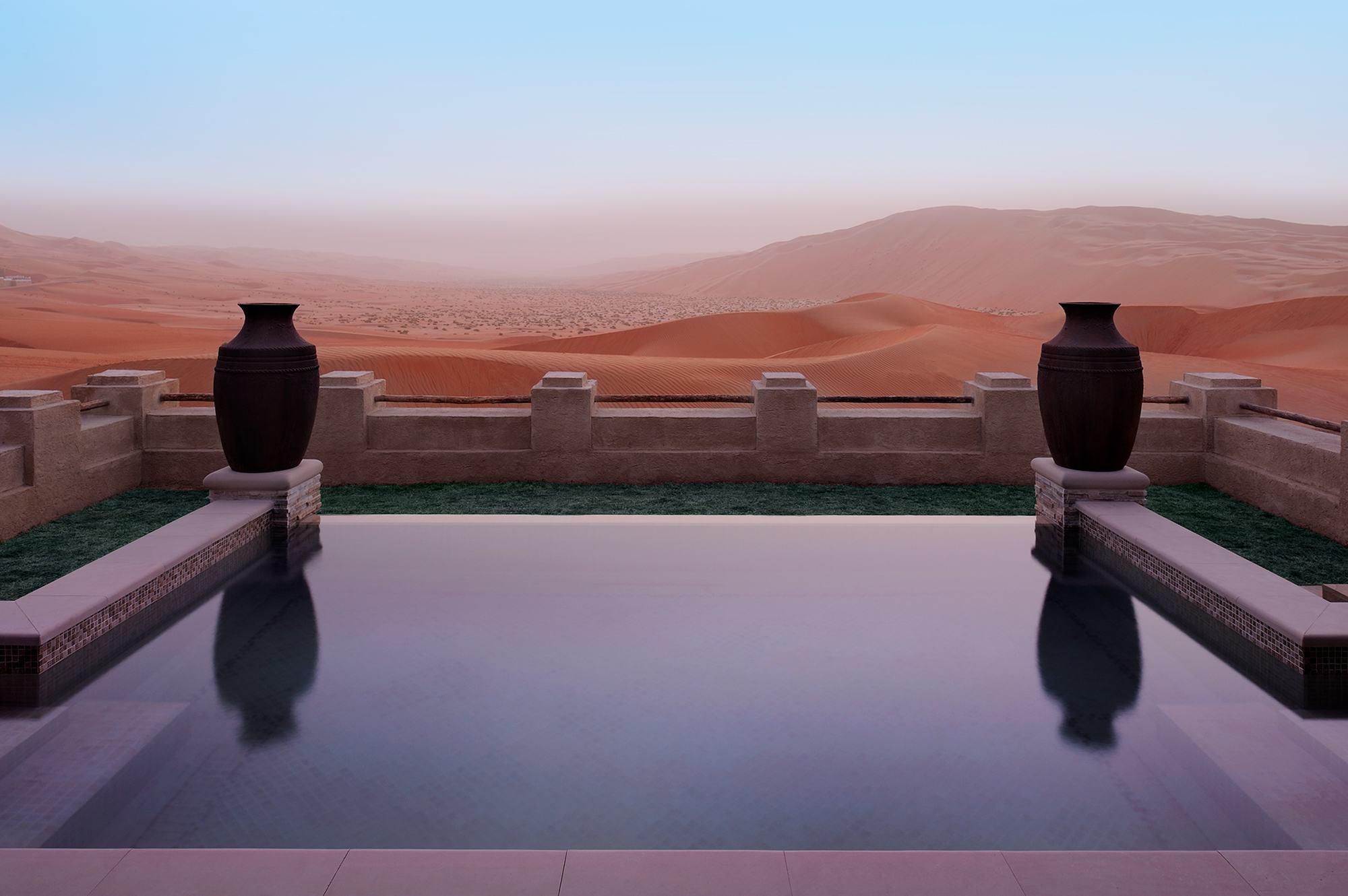 Desert View Luxury Pool