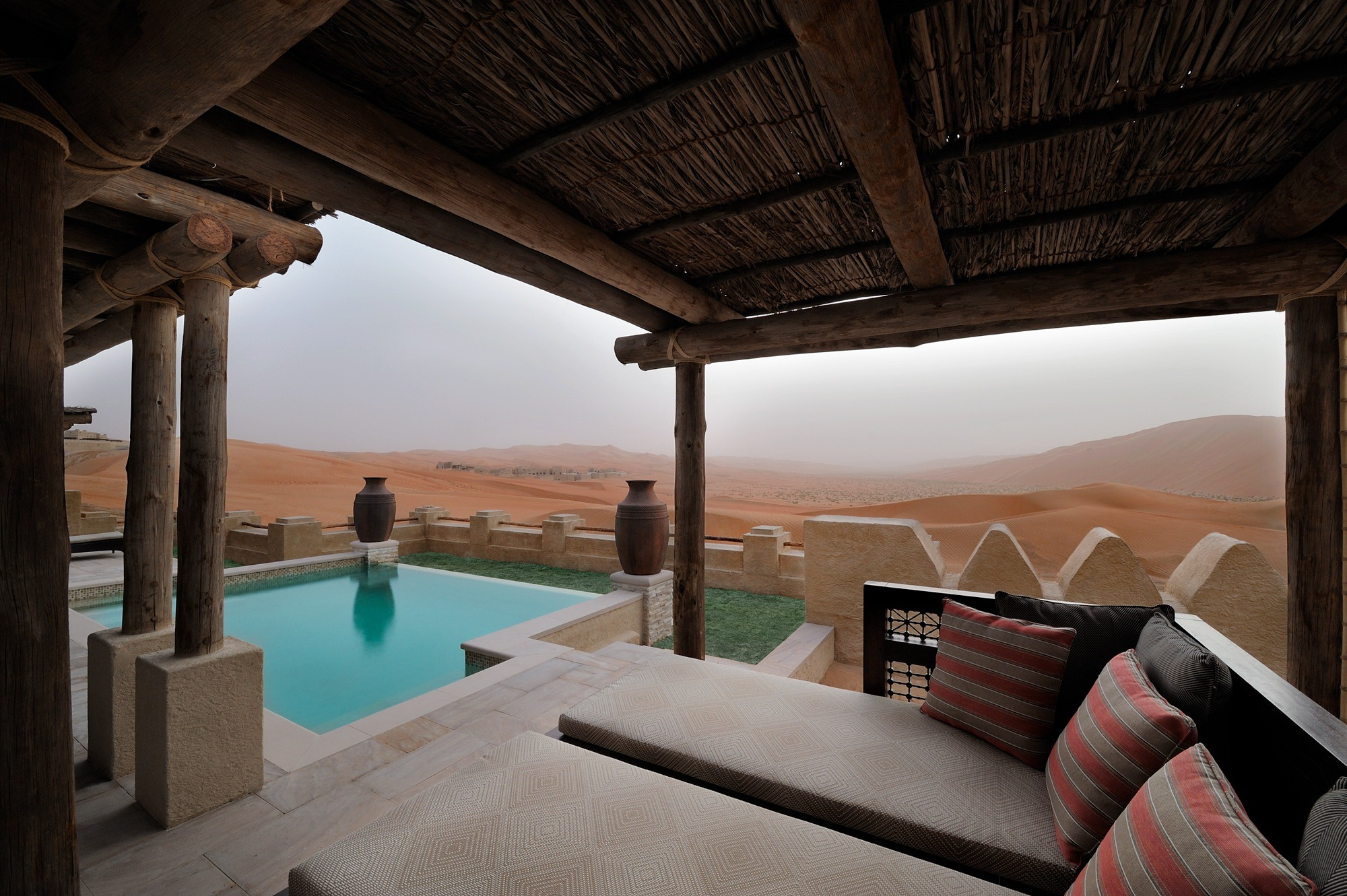 Desert View Luxury Villa