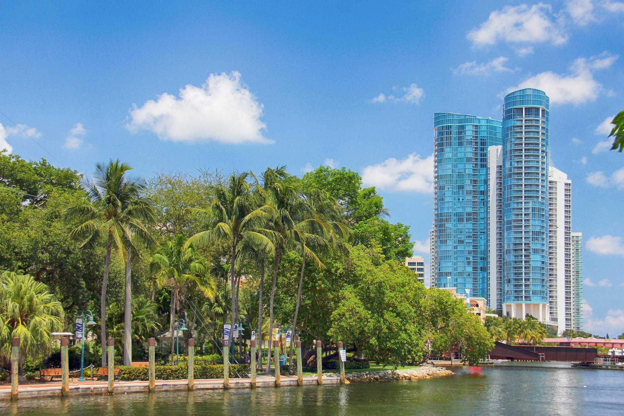 Fort Lauderdale Skycraper