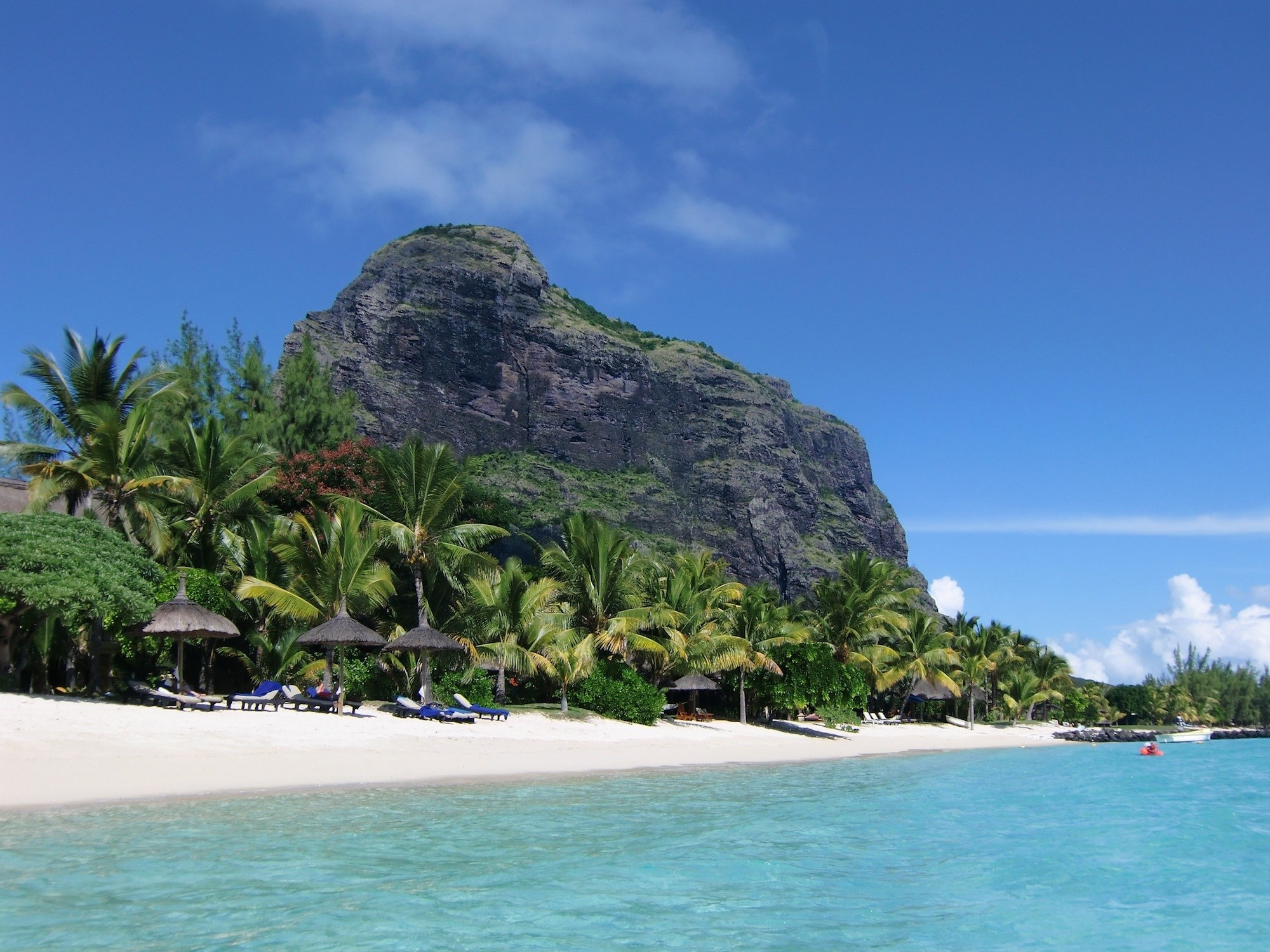 Mauritius Rock
