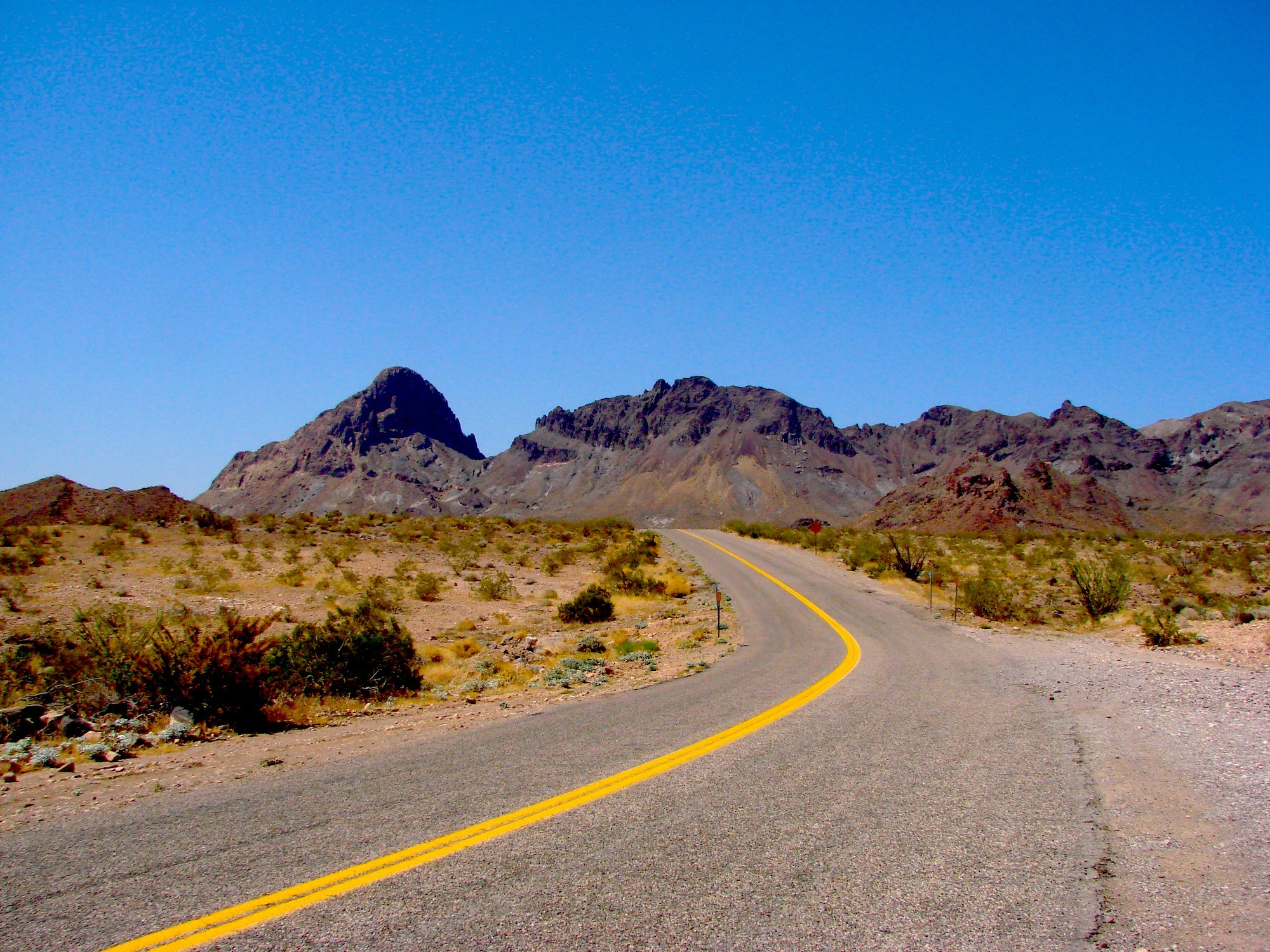 Route 66 Road Arizona
