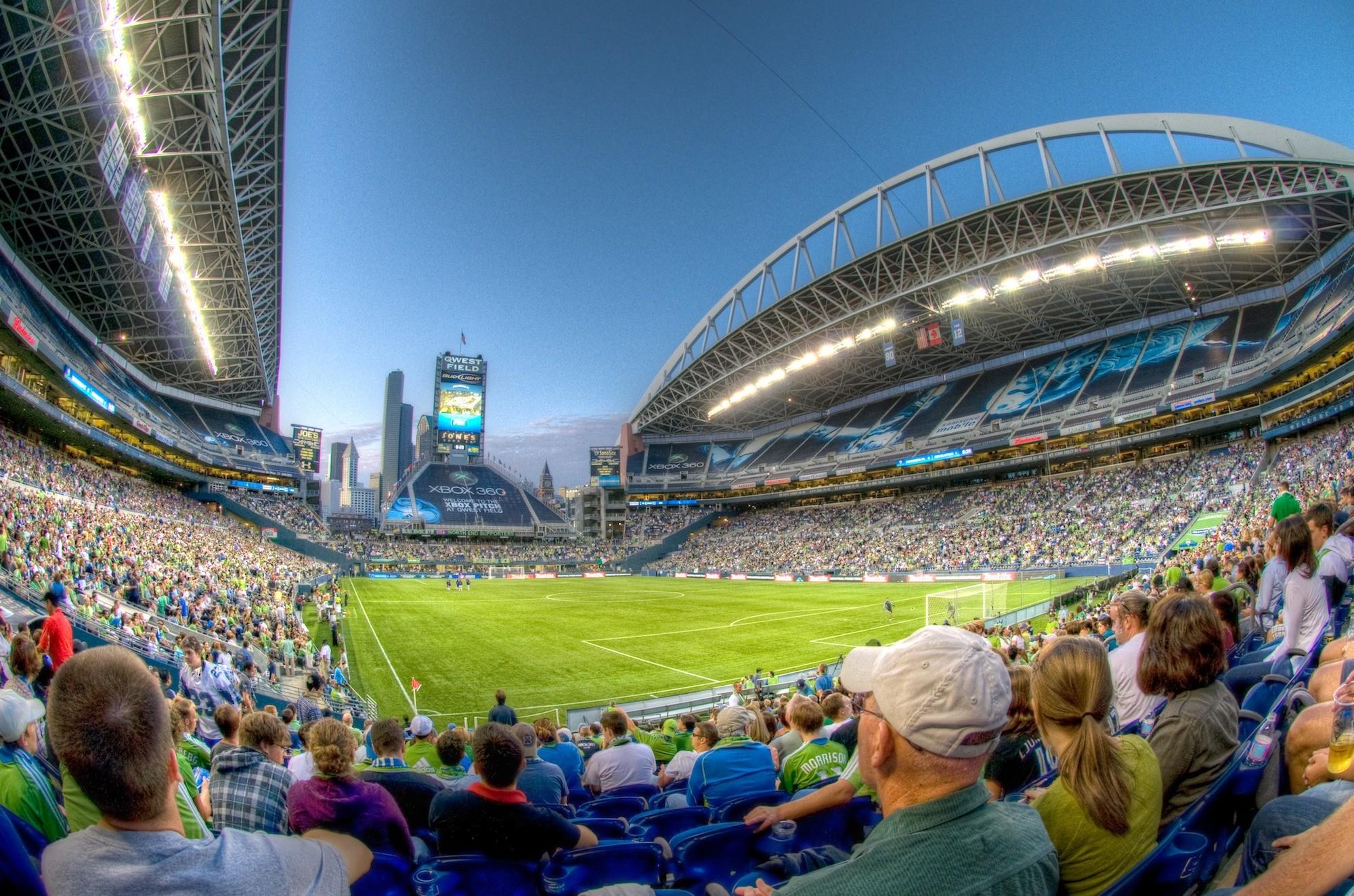 Seattle Qwest Stadium