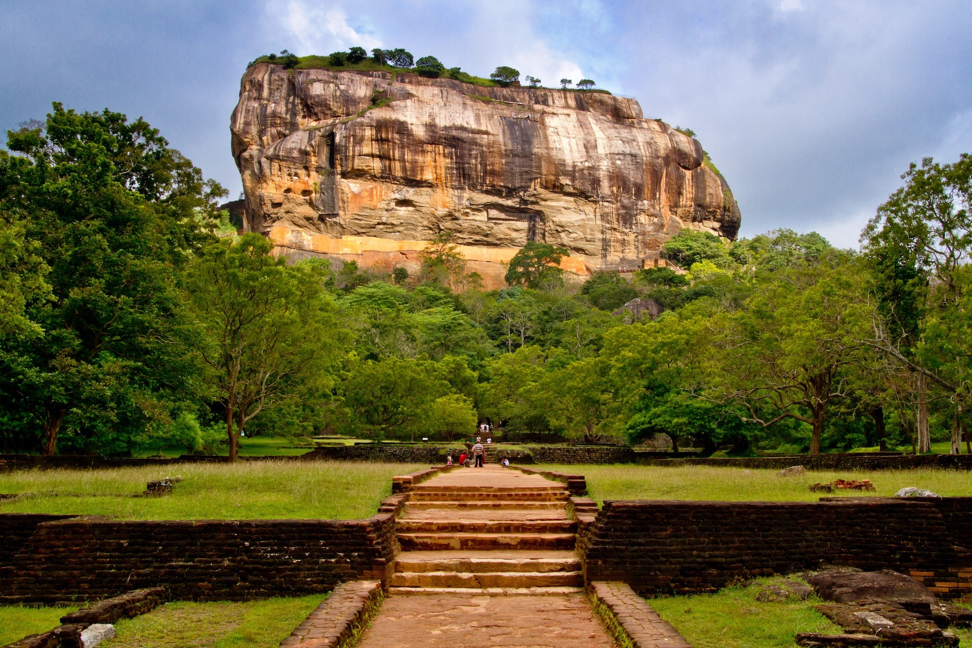 Sri Lanka Ancient Ruins