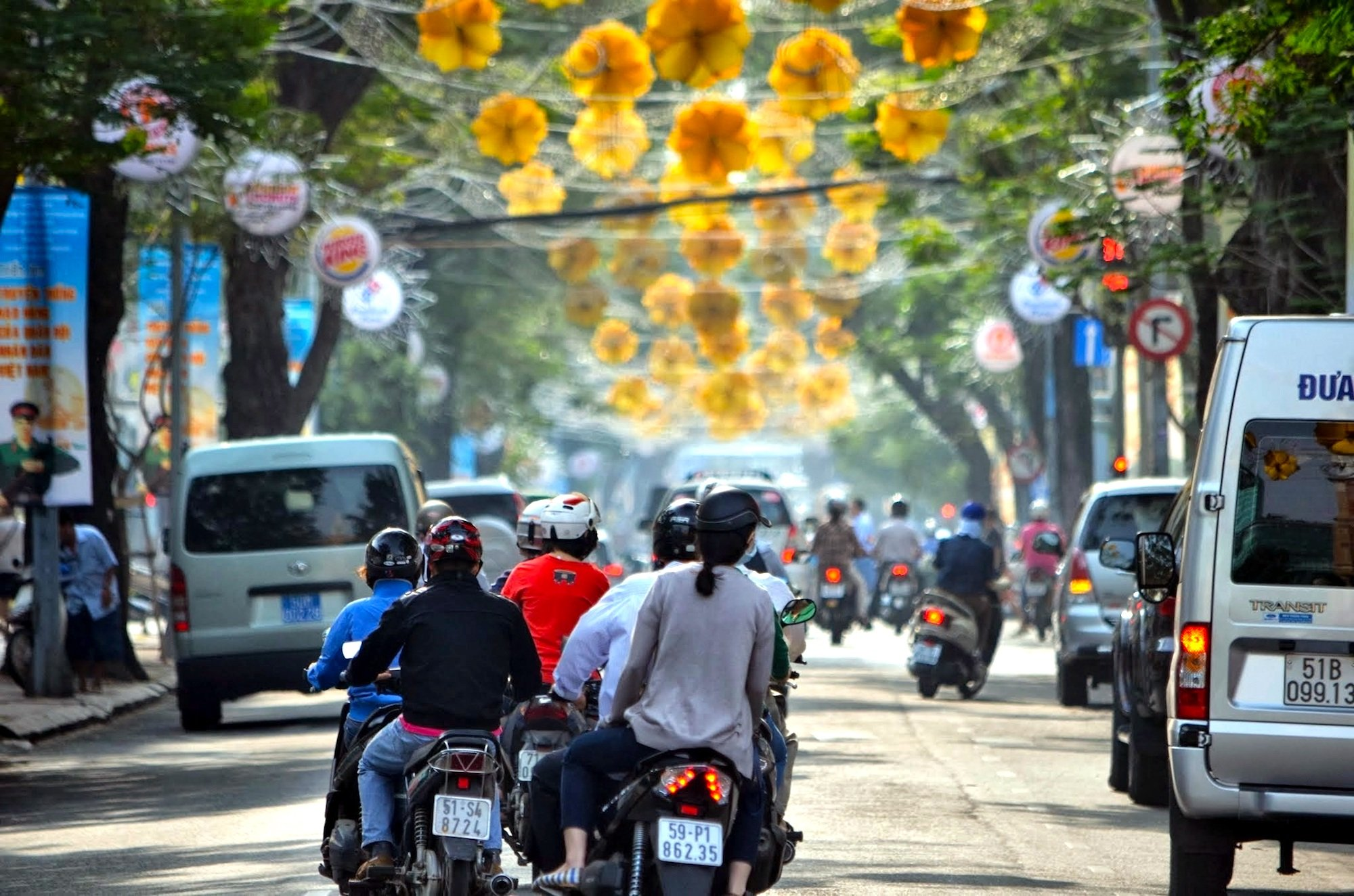 Vietname Street