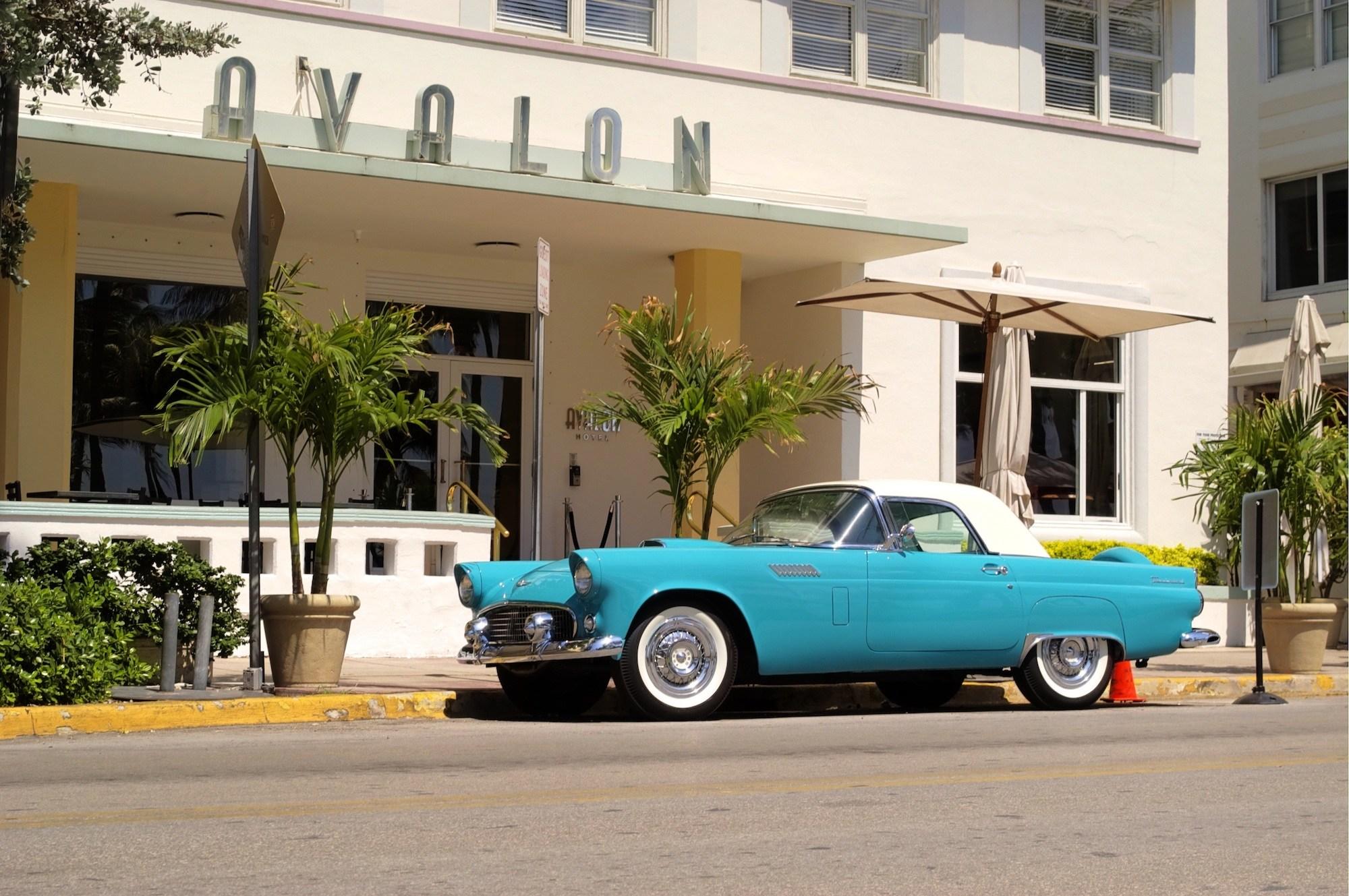 Vintage Car Miami