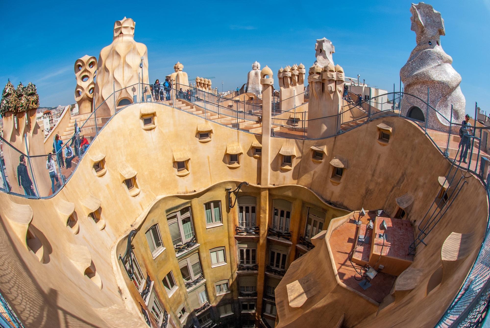 Gaudi's House Barcelona