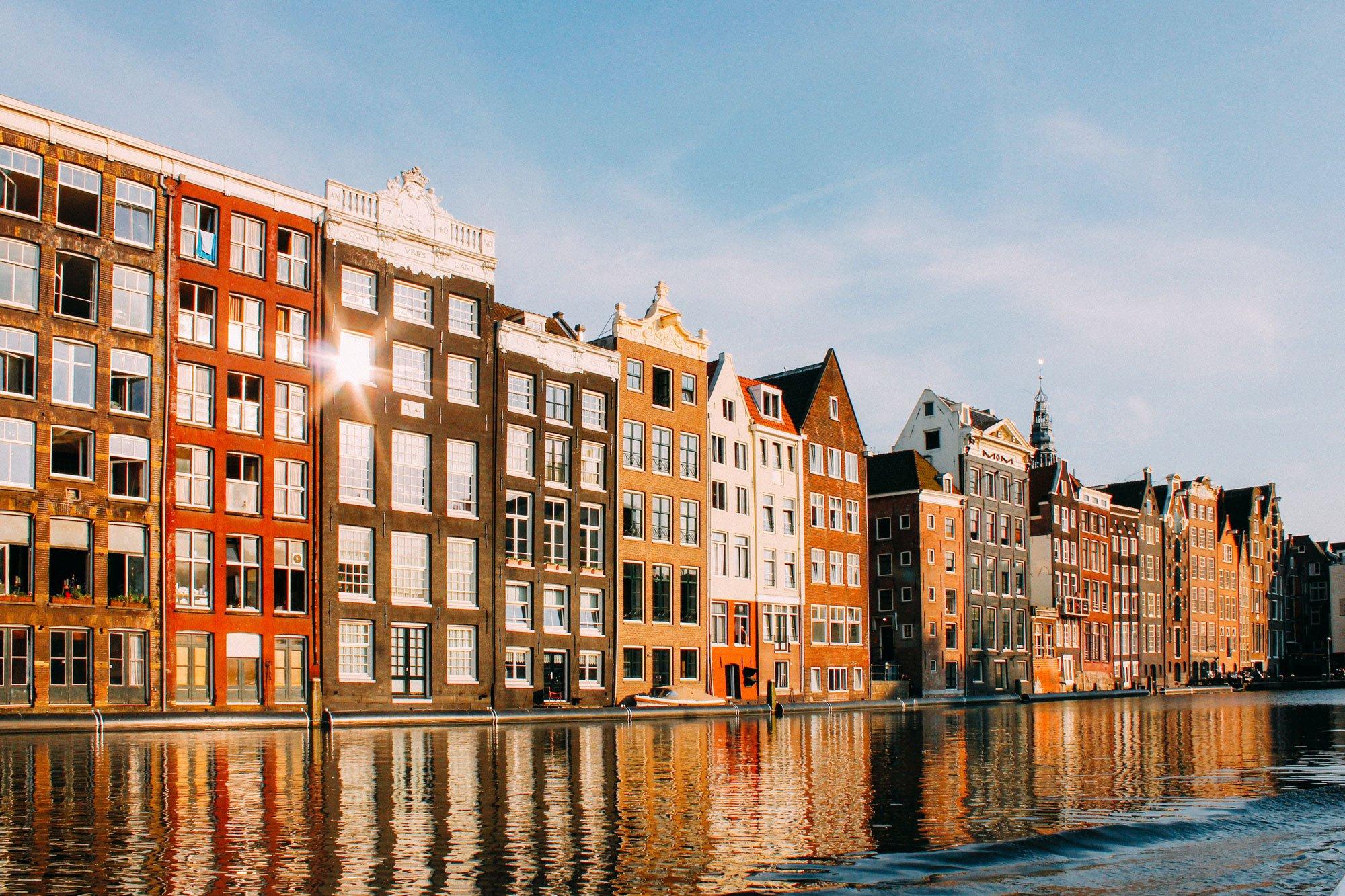 Amsterdam River Houses