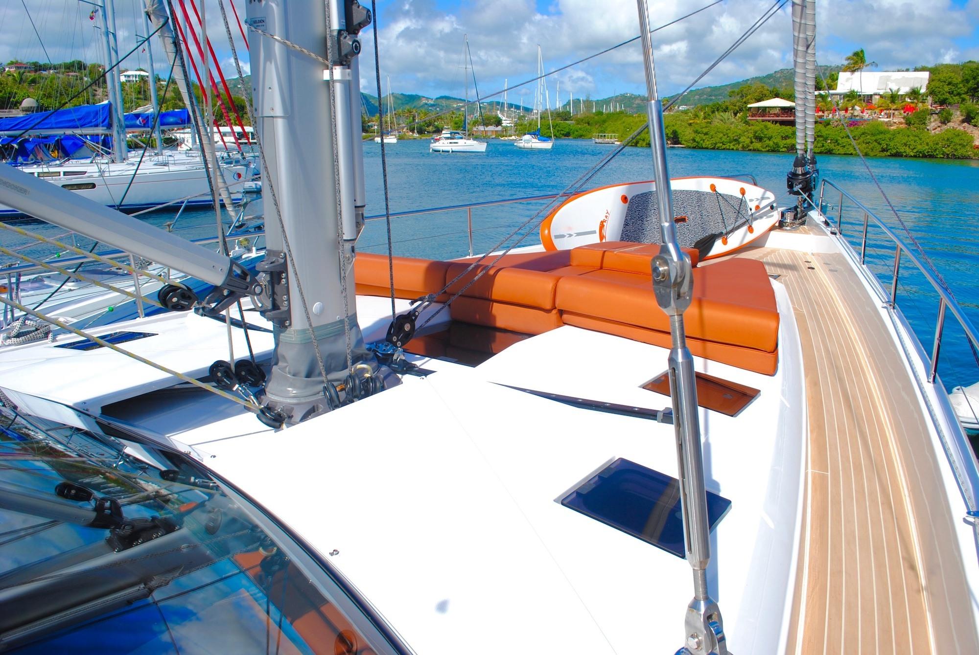 Antigua Harbour