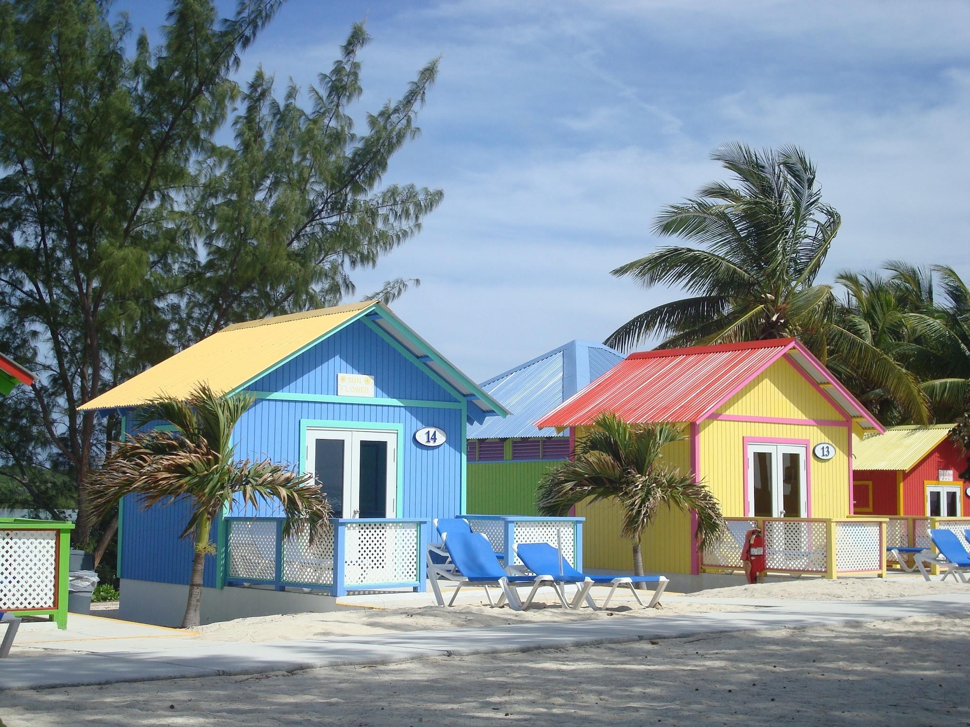 Bahamas Beach Huts