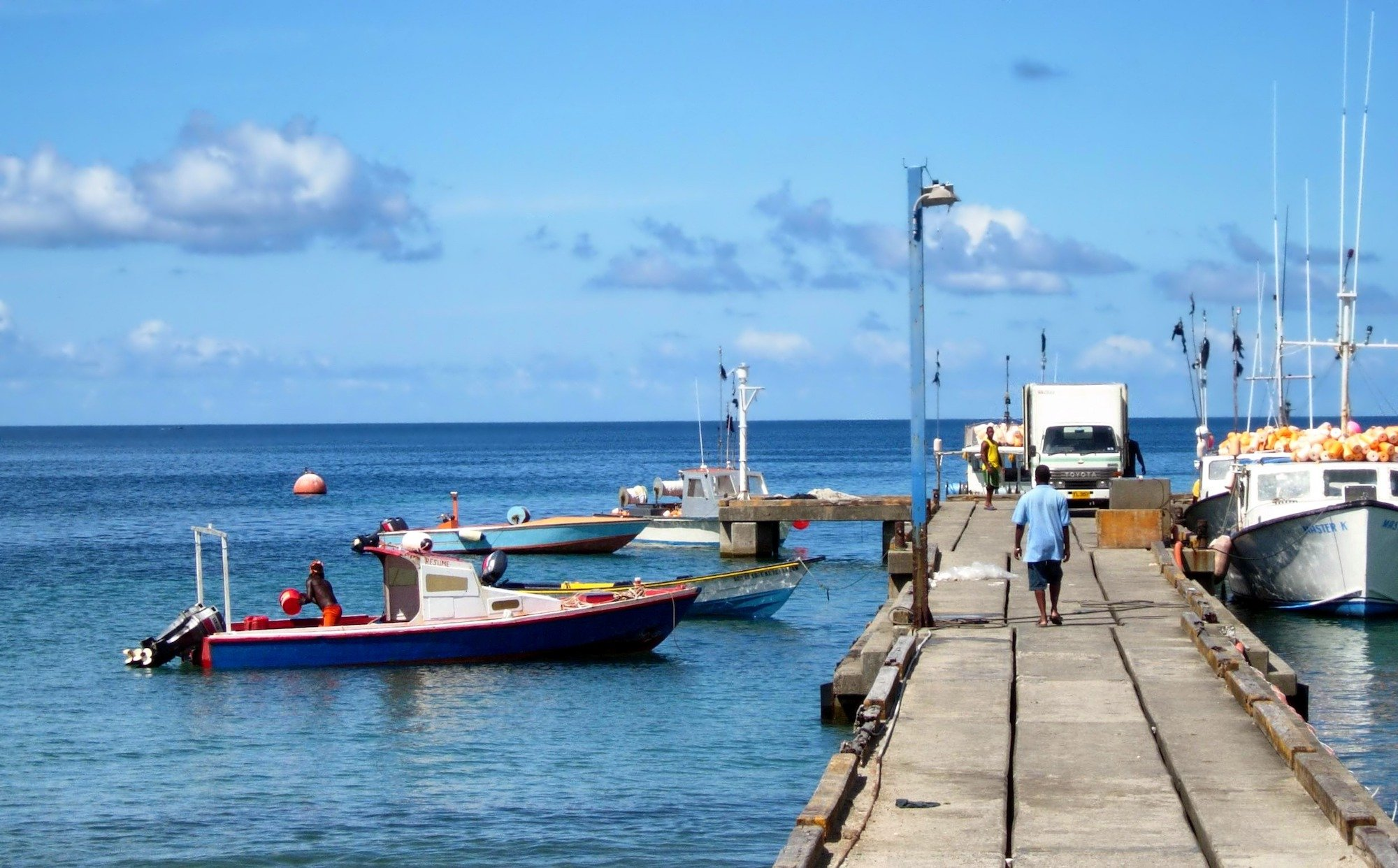 Grenana Jetty