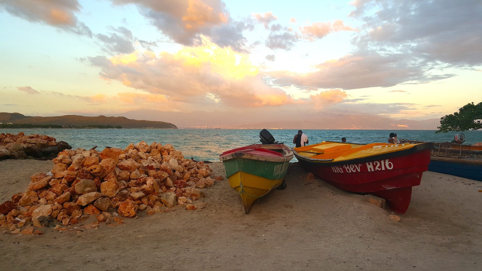 Jamaica Boats
