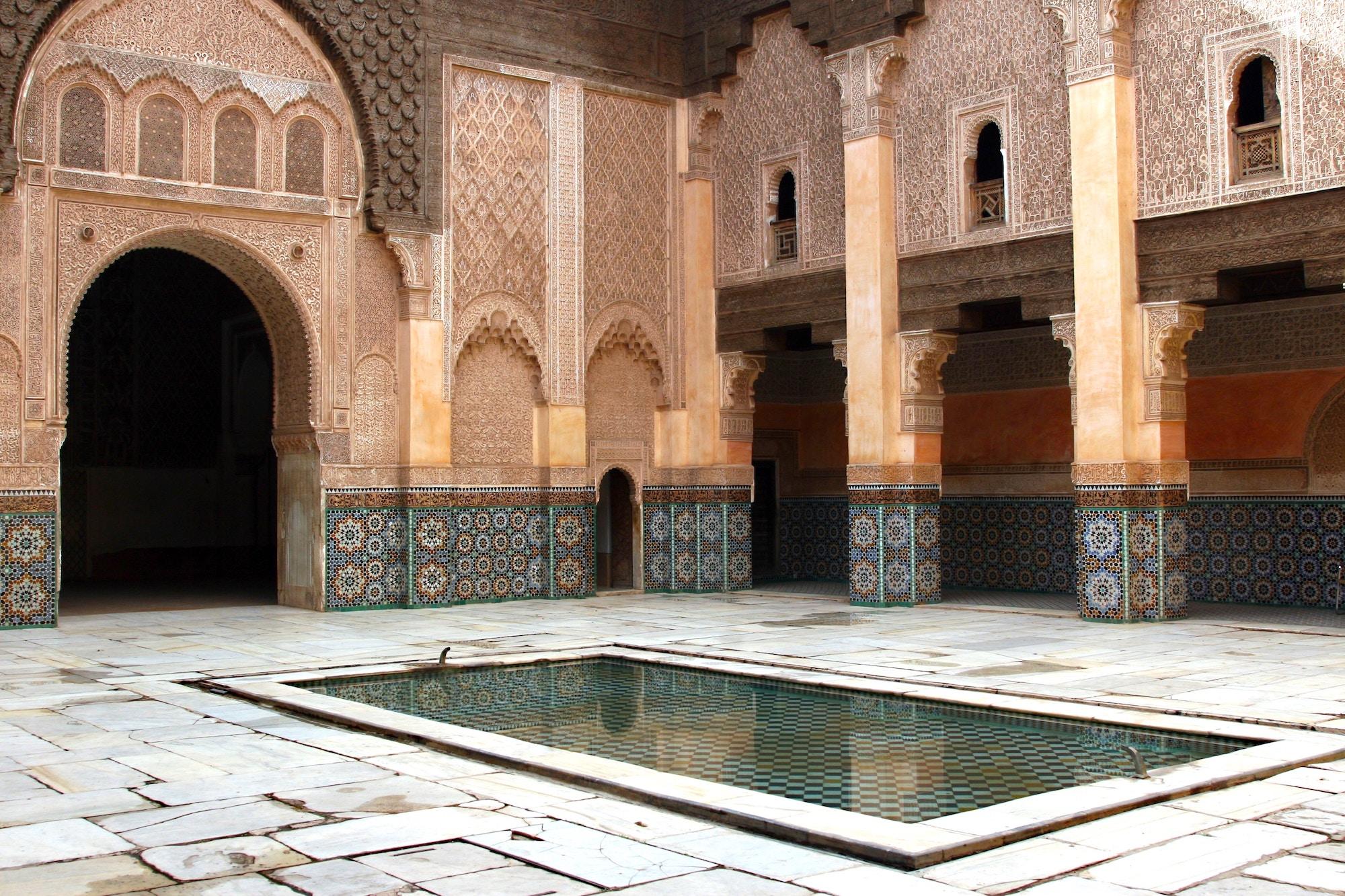 Moroccon Bath