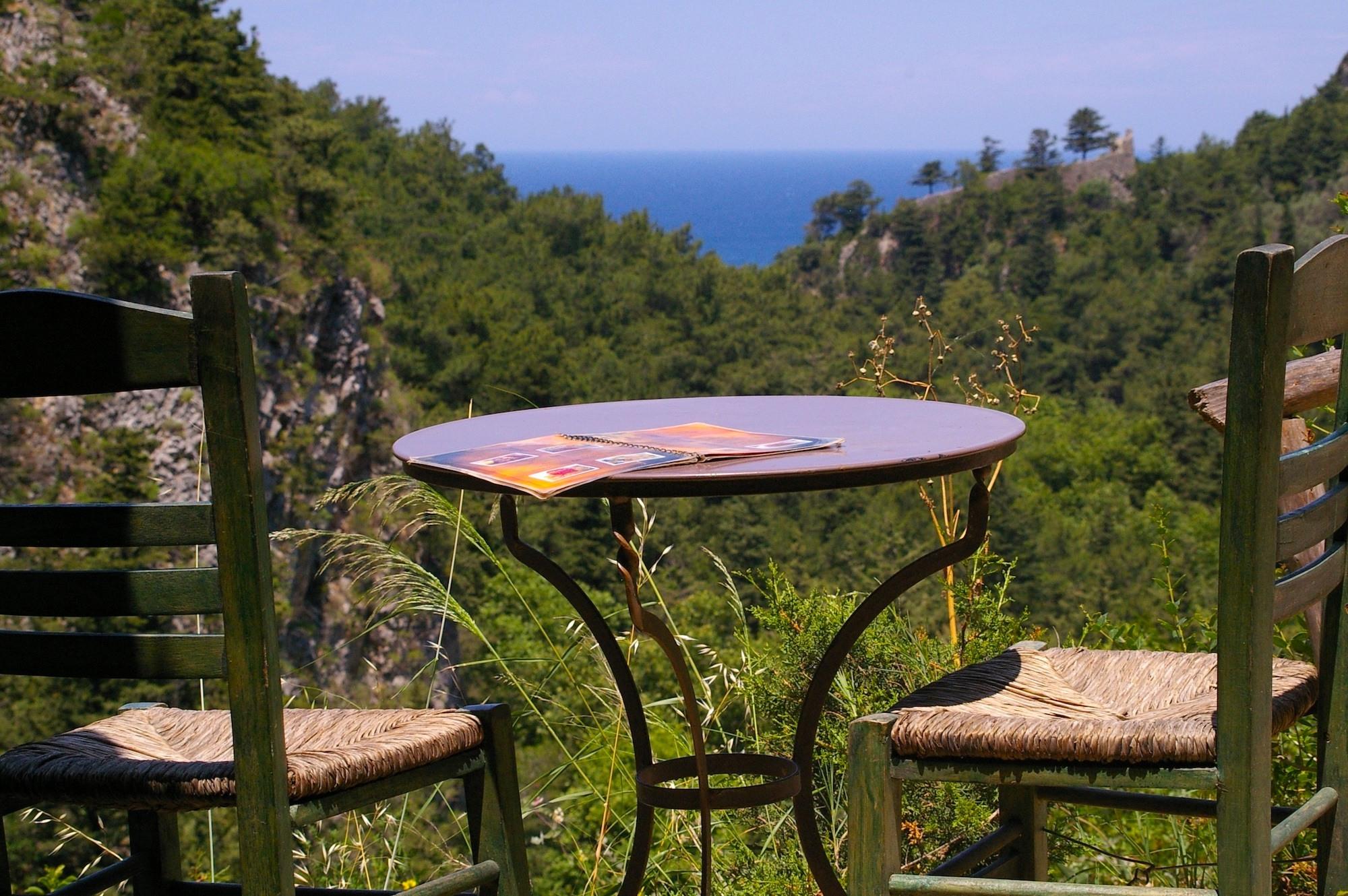 Mountain View Greece