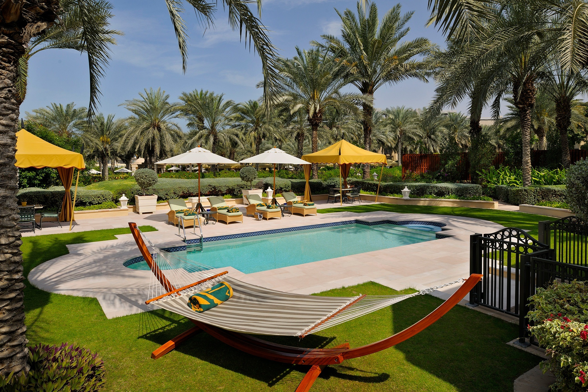Oman Garden Villa