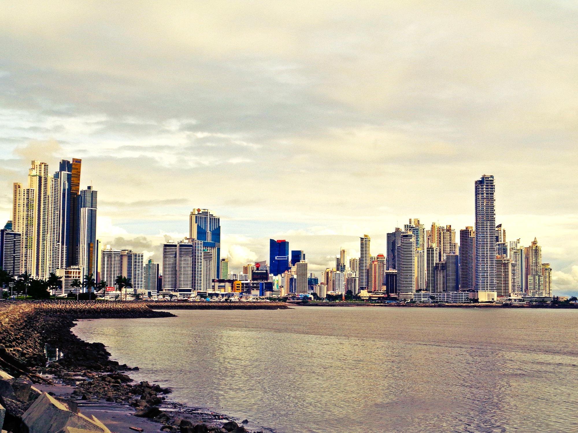 Panama City Waterfront