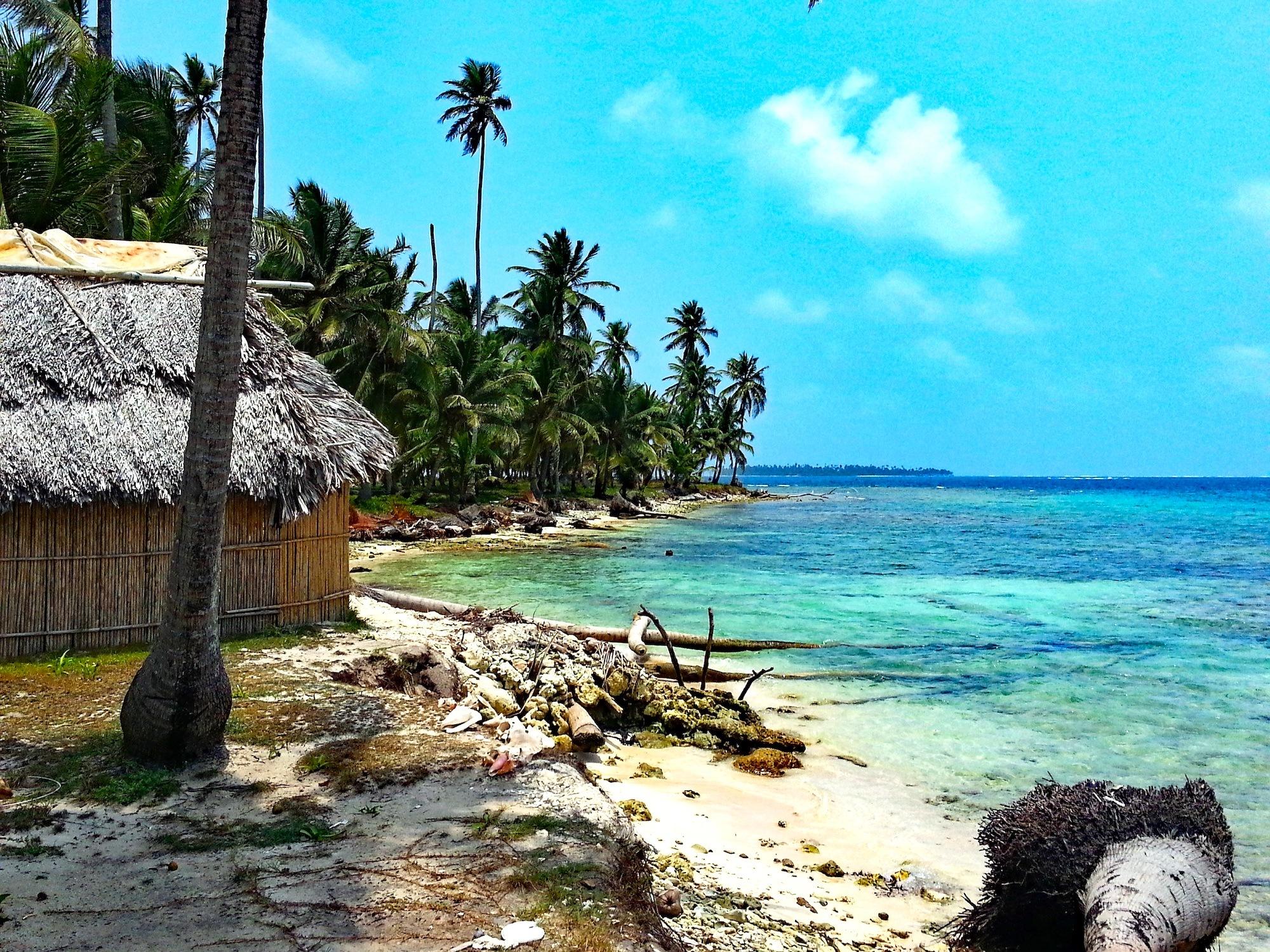 Panama Isla Diablo