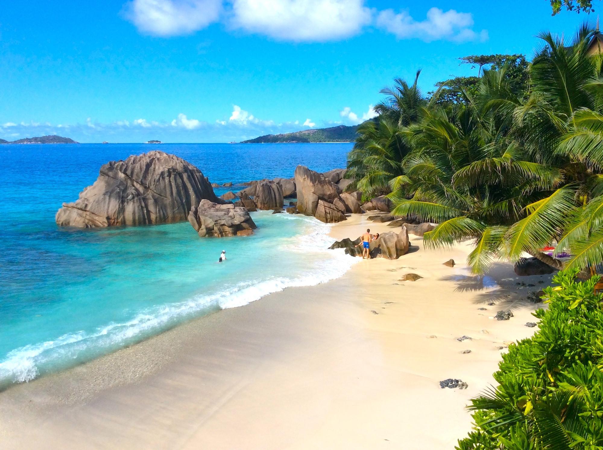 Seychelles Beach 3