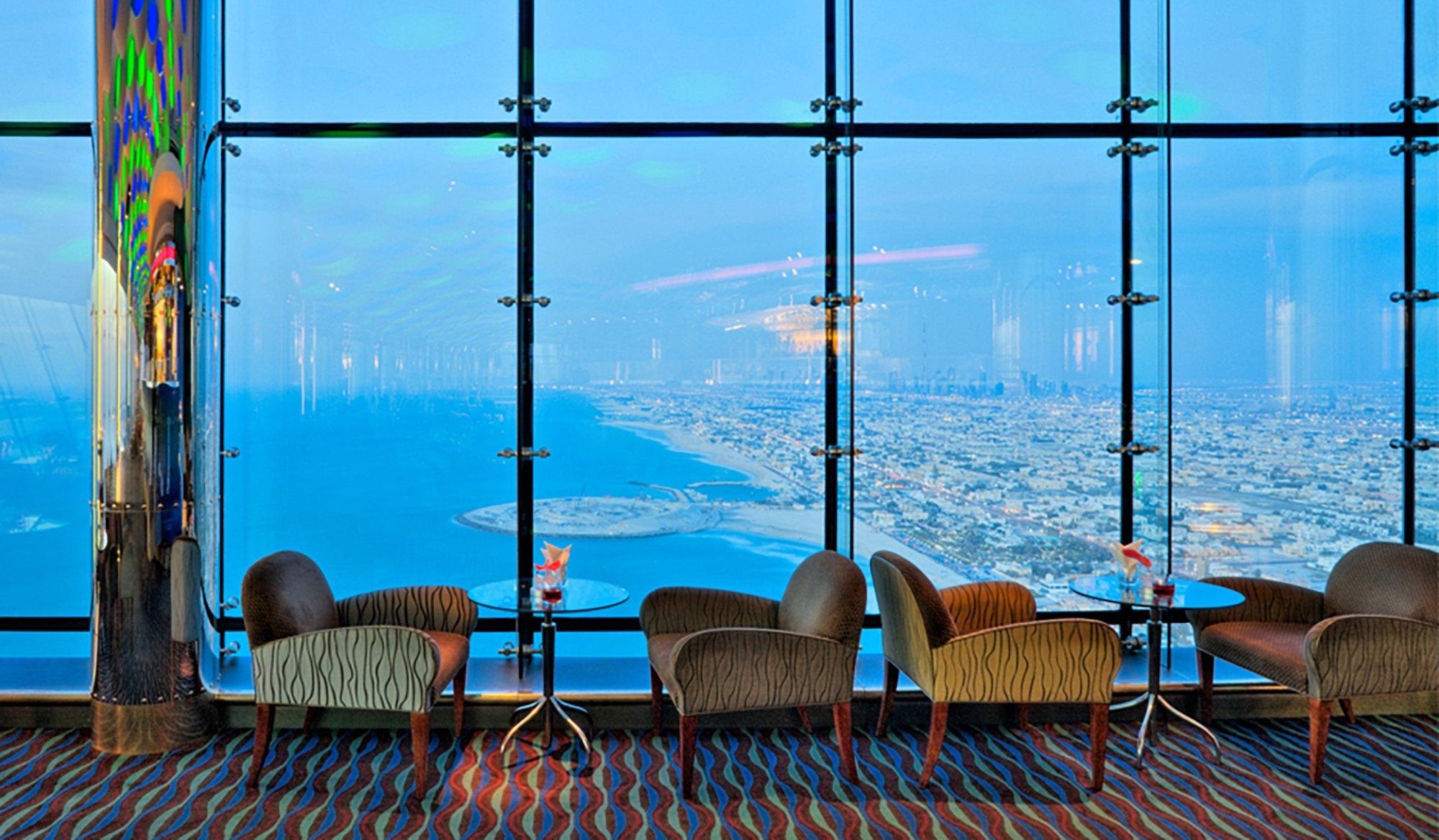 Dubai Skyview Bar