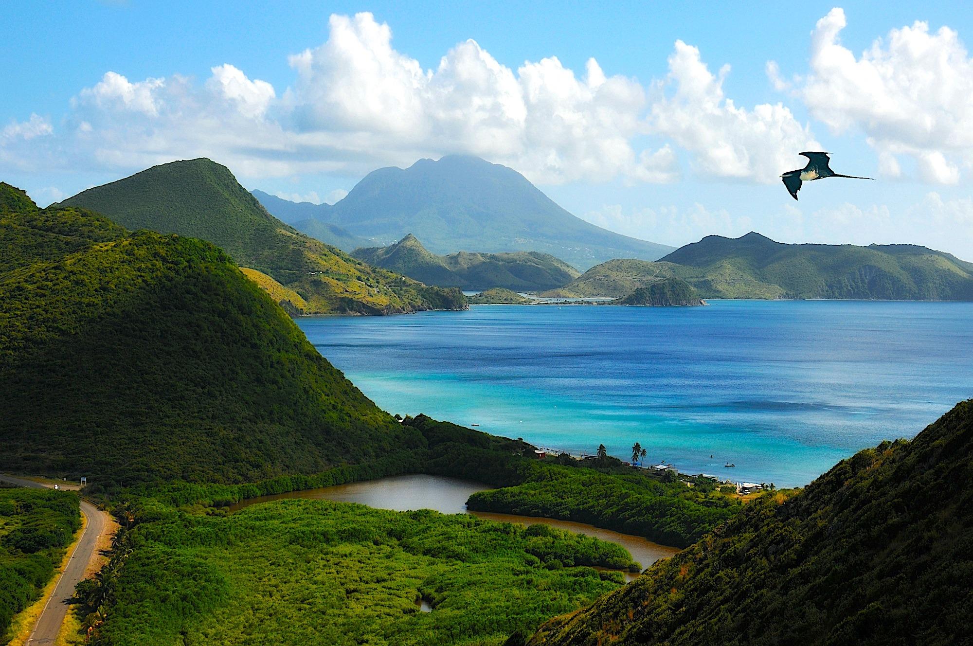 St. Kitts Scenery