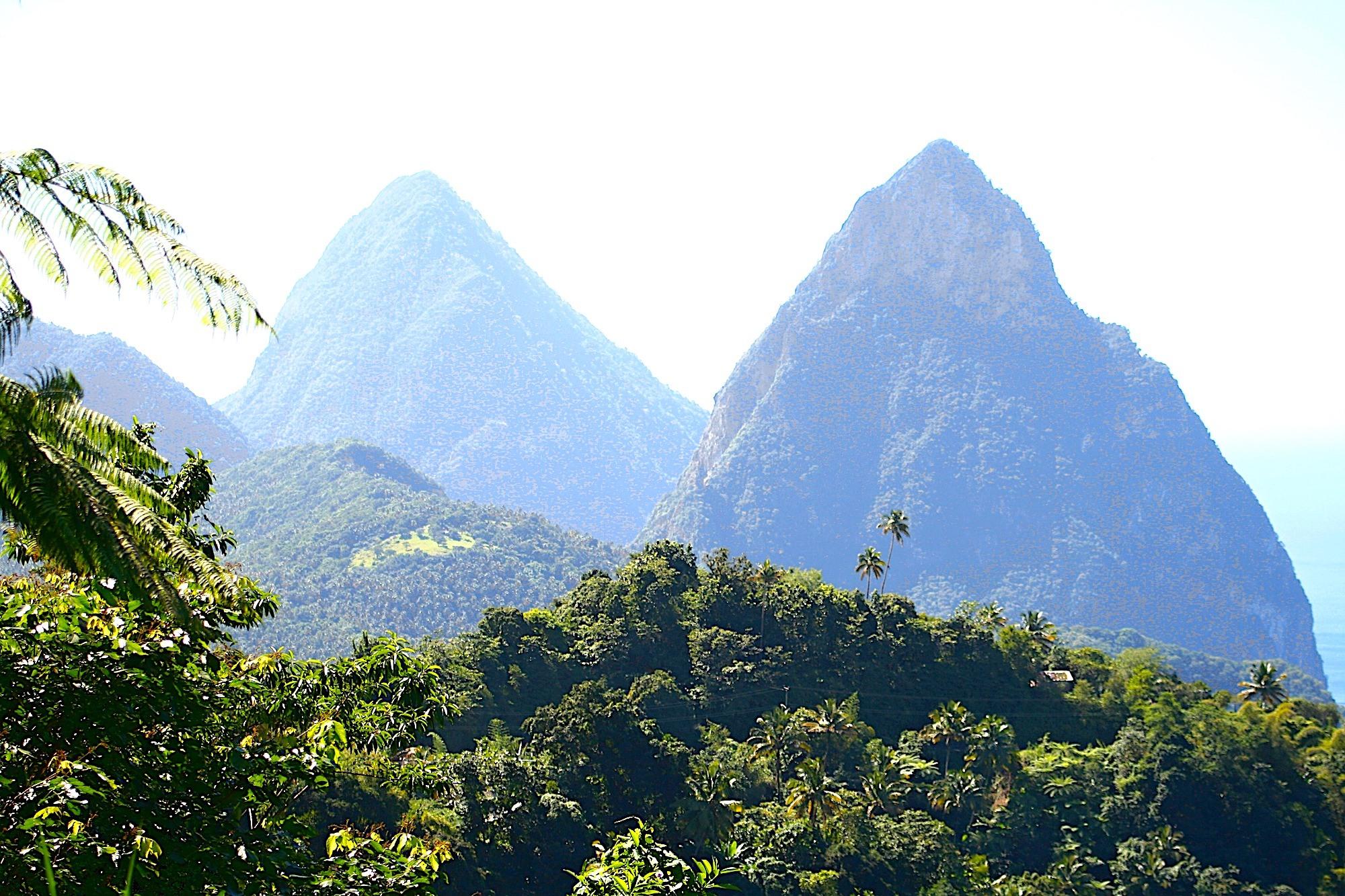 St. Lucia Mountains