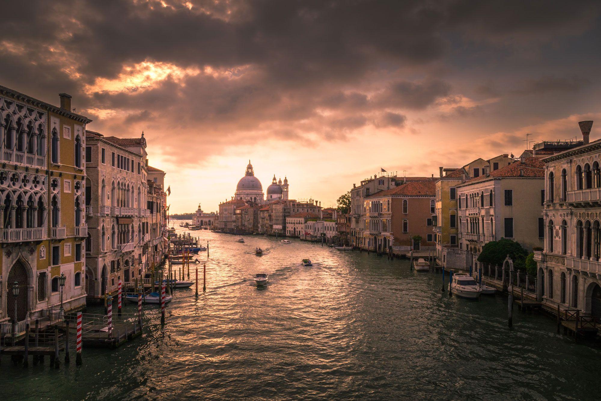 Venice-sunrise
