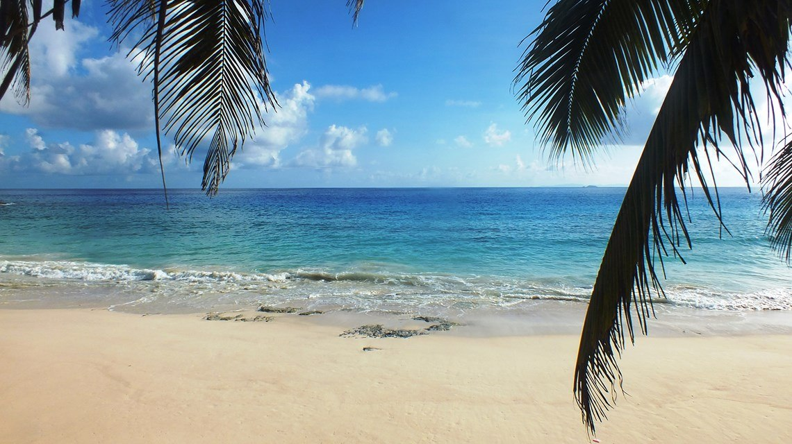 Seychelles Paradise Beach