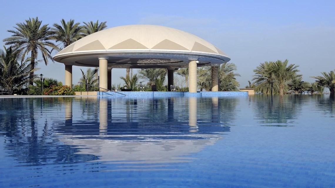 Royal Meridien Pool