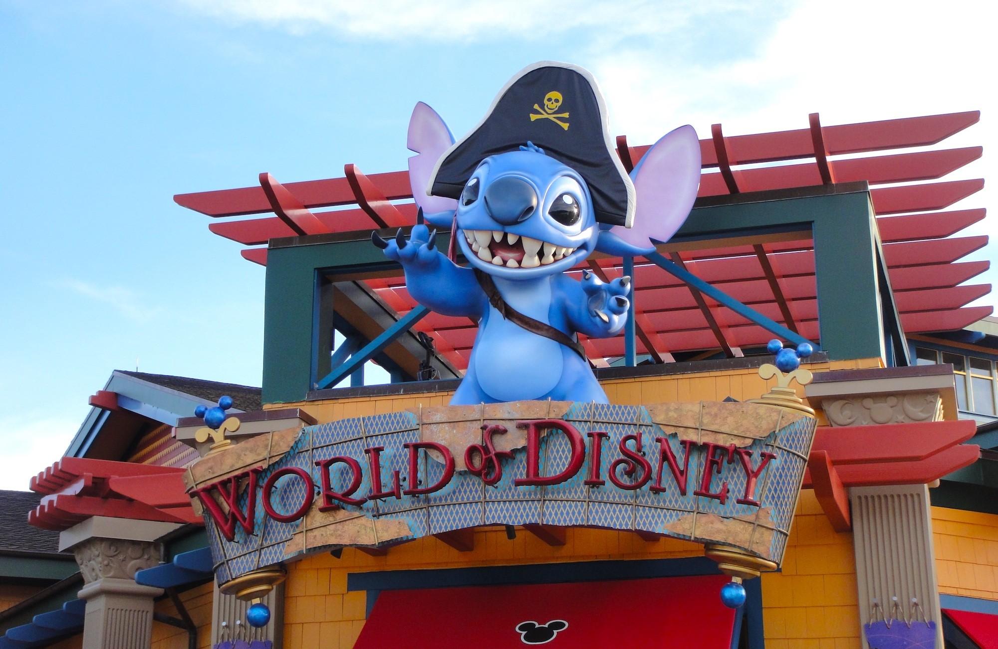 Florida World of Disney