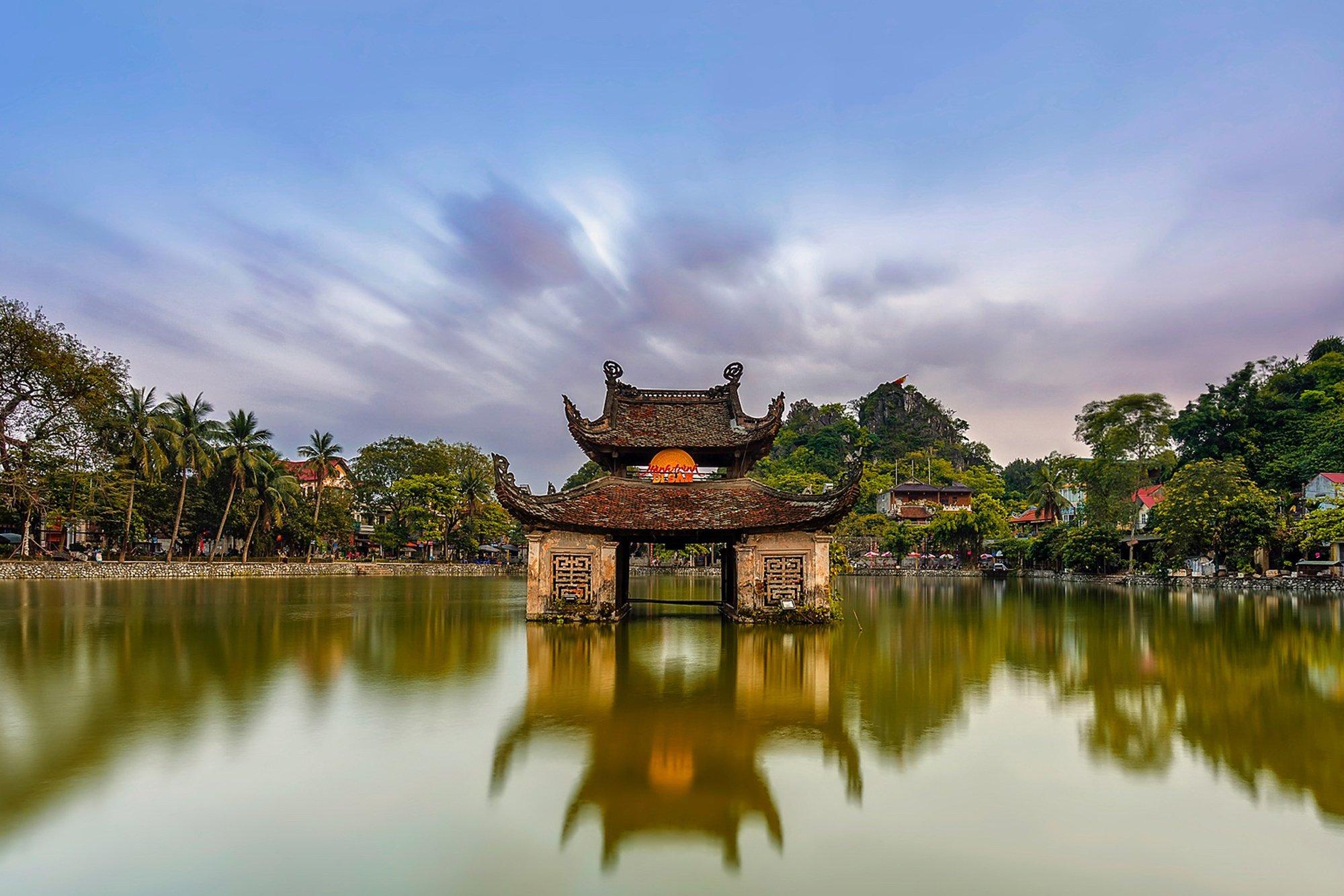 Vietnam-temple