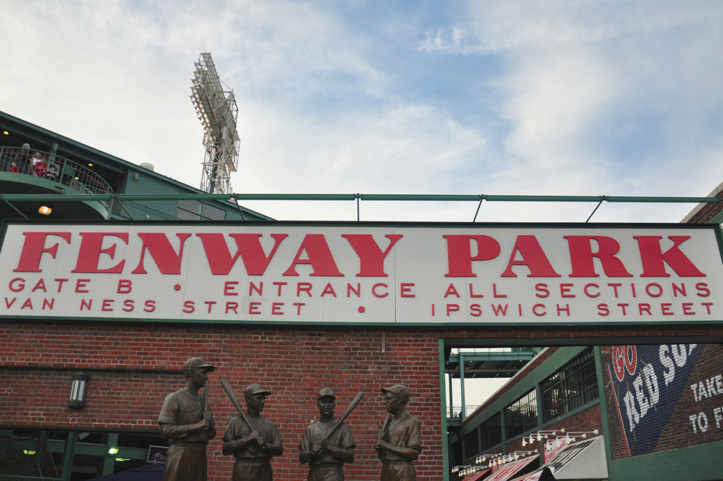 Your USA Bucket List - Boston Fenway Park