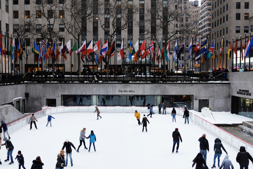 Your USA Bucket List - New York Christmas