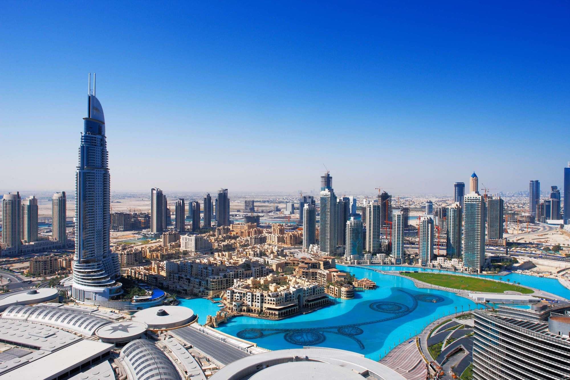 Amwaj Rotana Jumeirah Beach Hotel View