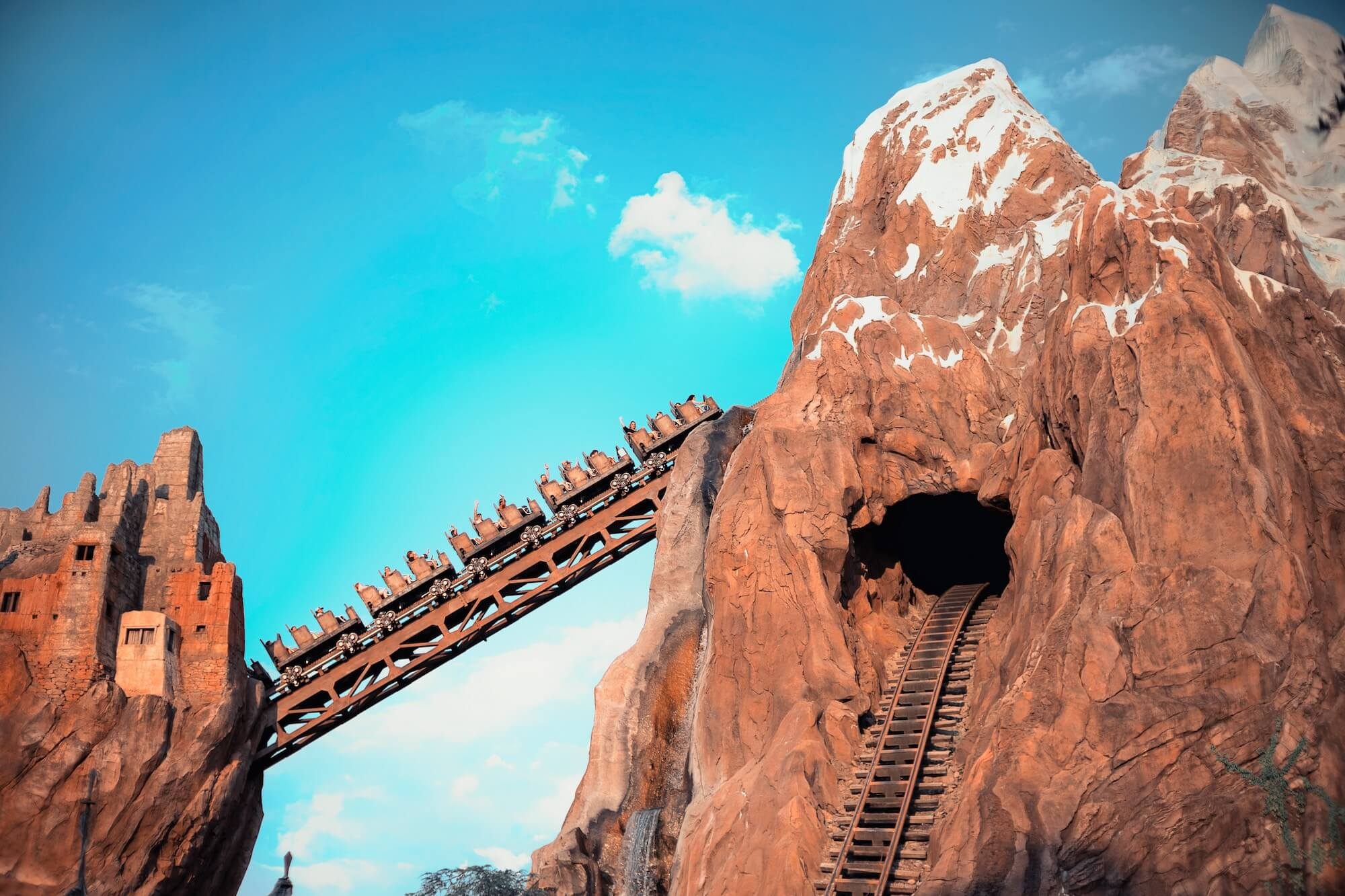 Expedition Everest at Disney Orlando