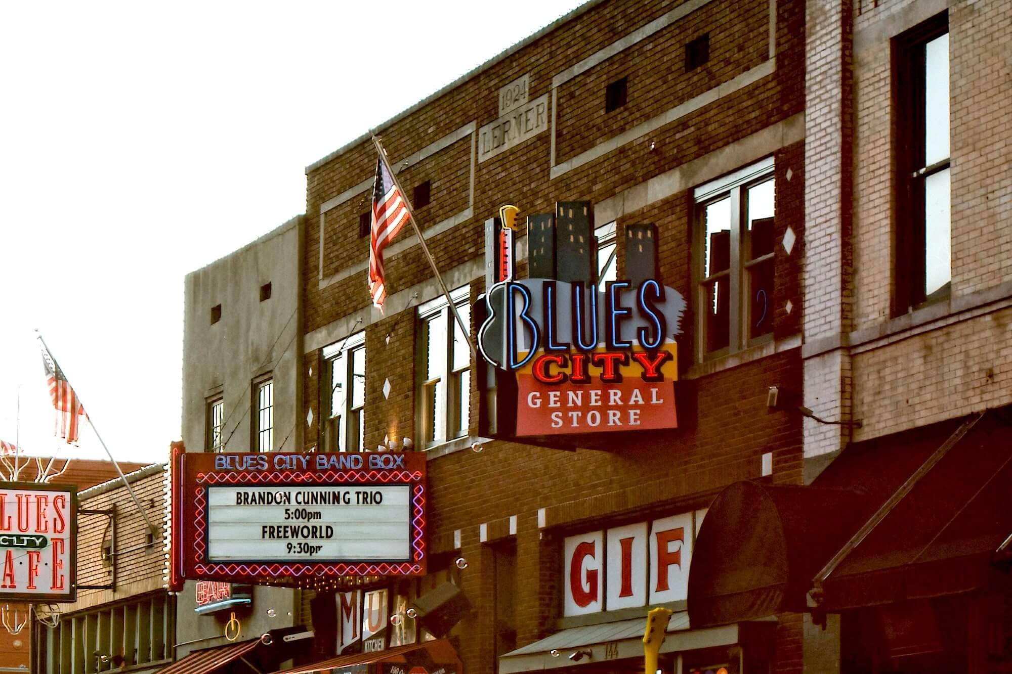 Blues City Memphis