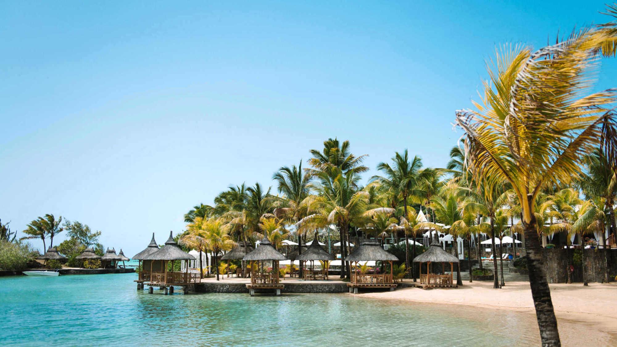 Paradise Cove Beach Mauritius