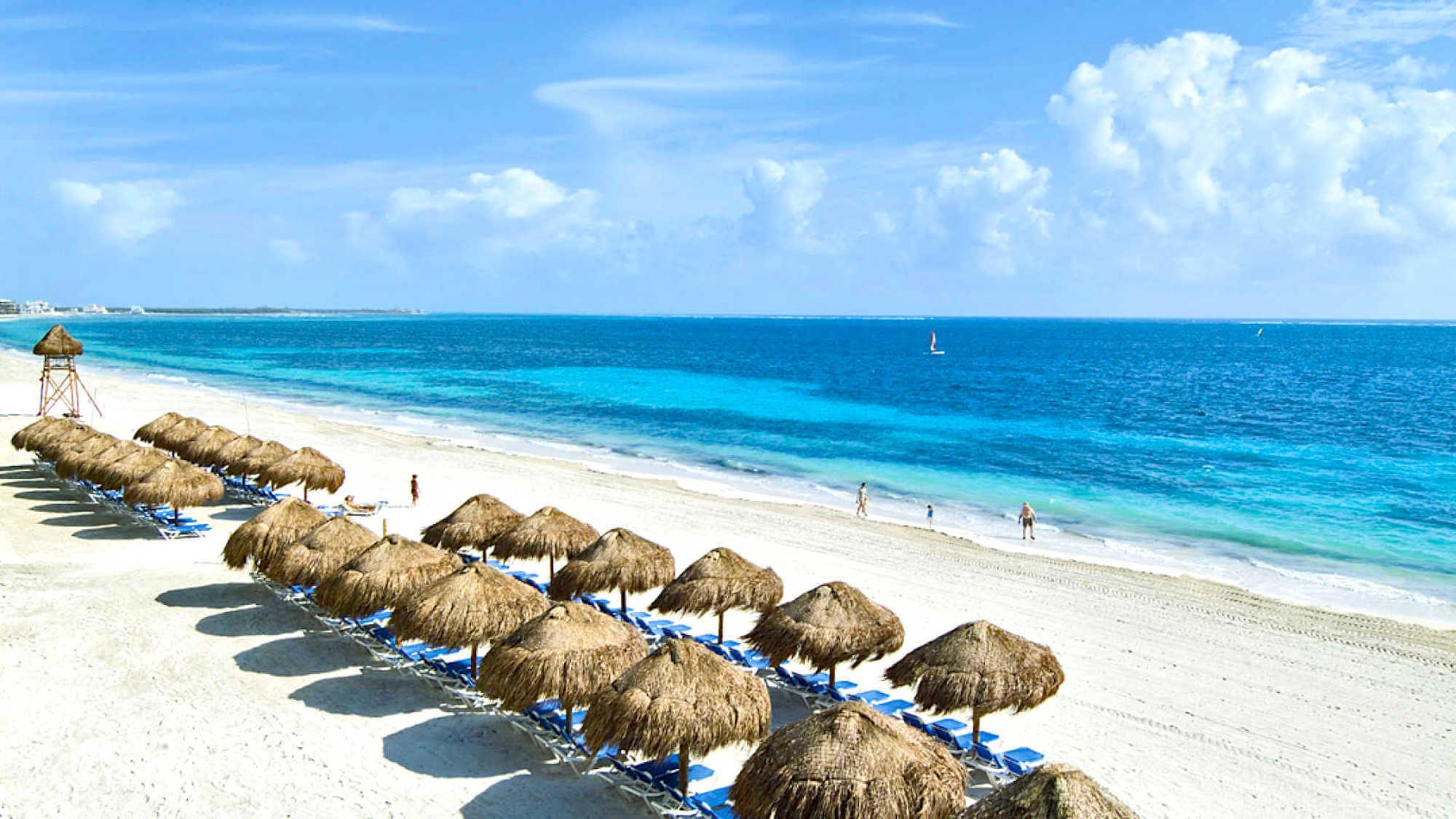Sapphire Riviera Cancun Beach