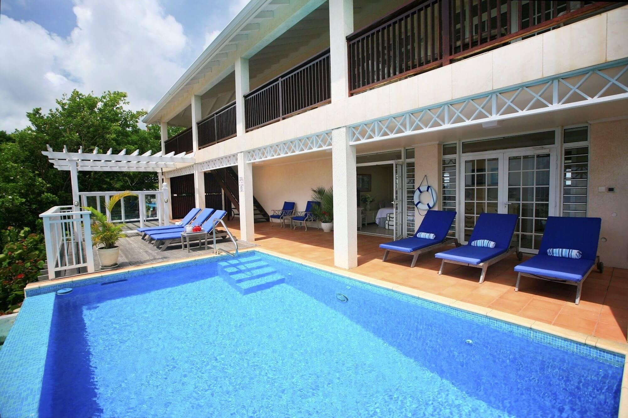 Villa Paradisso, Saint Lucia 1