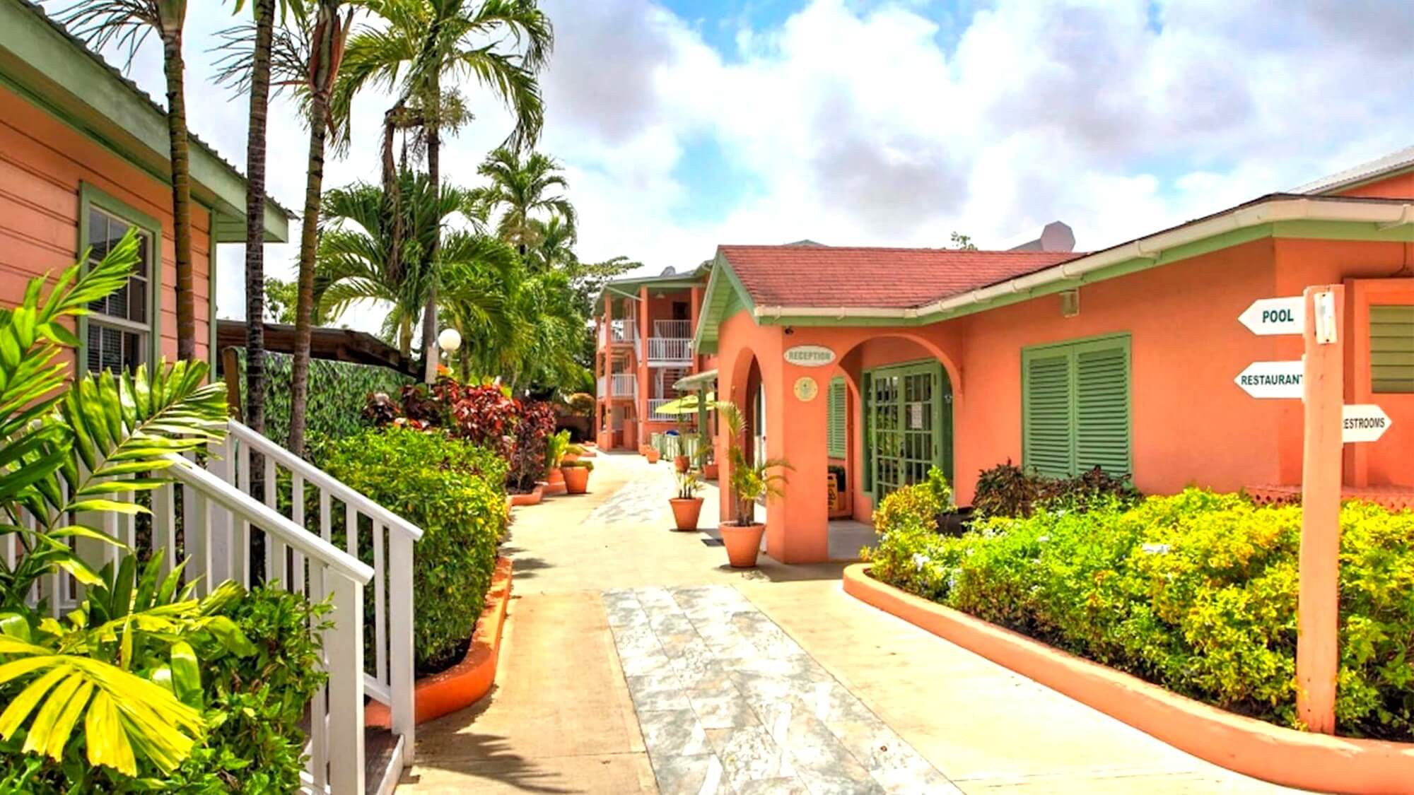 Worthing Court Resort Barbados