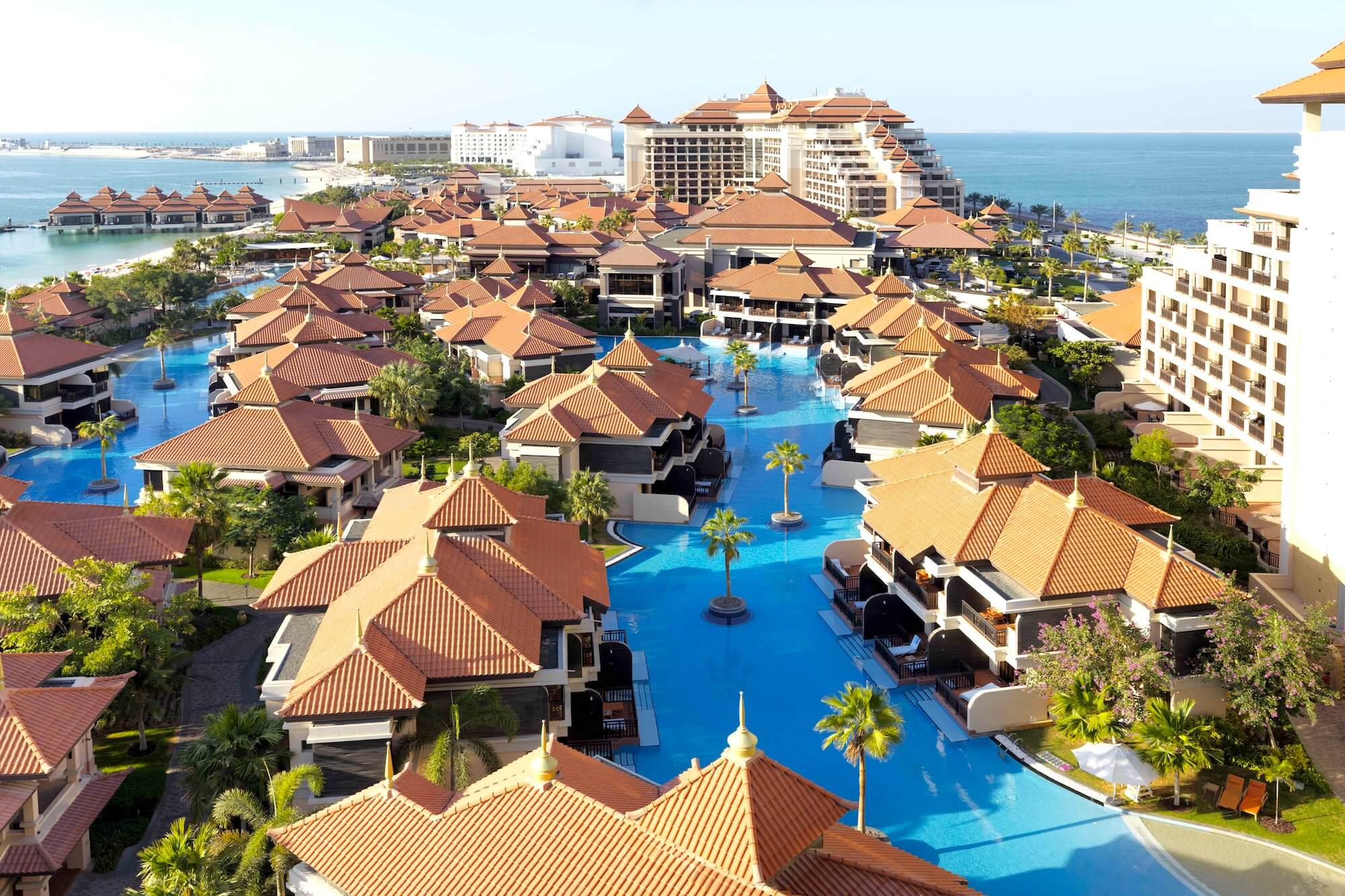 Anantara Dubai - Palm Jumeirah Swimming Pool