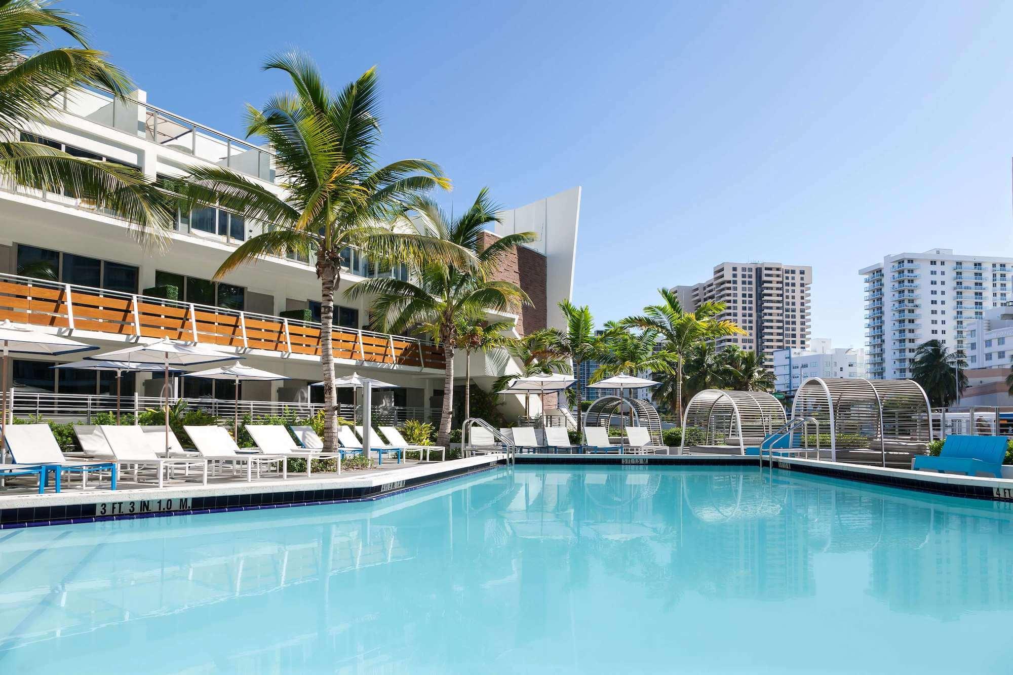 Gates Hotel South Beach Miami
