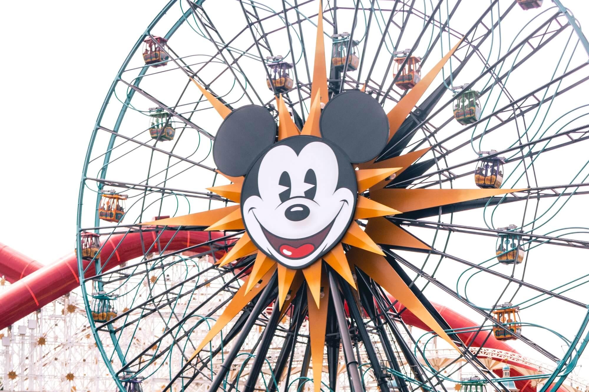 Disneyland Ferris Wheel Anaheim
