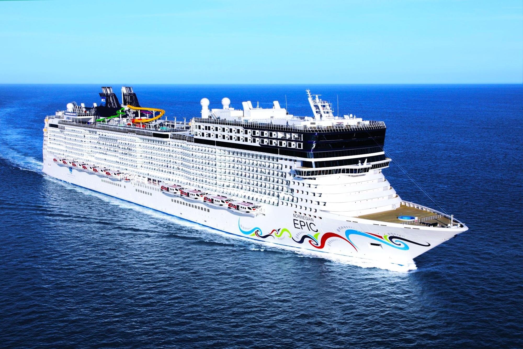 Norwegian_Epic_Cruiseliner