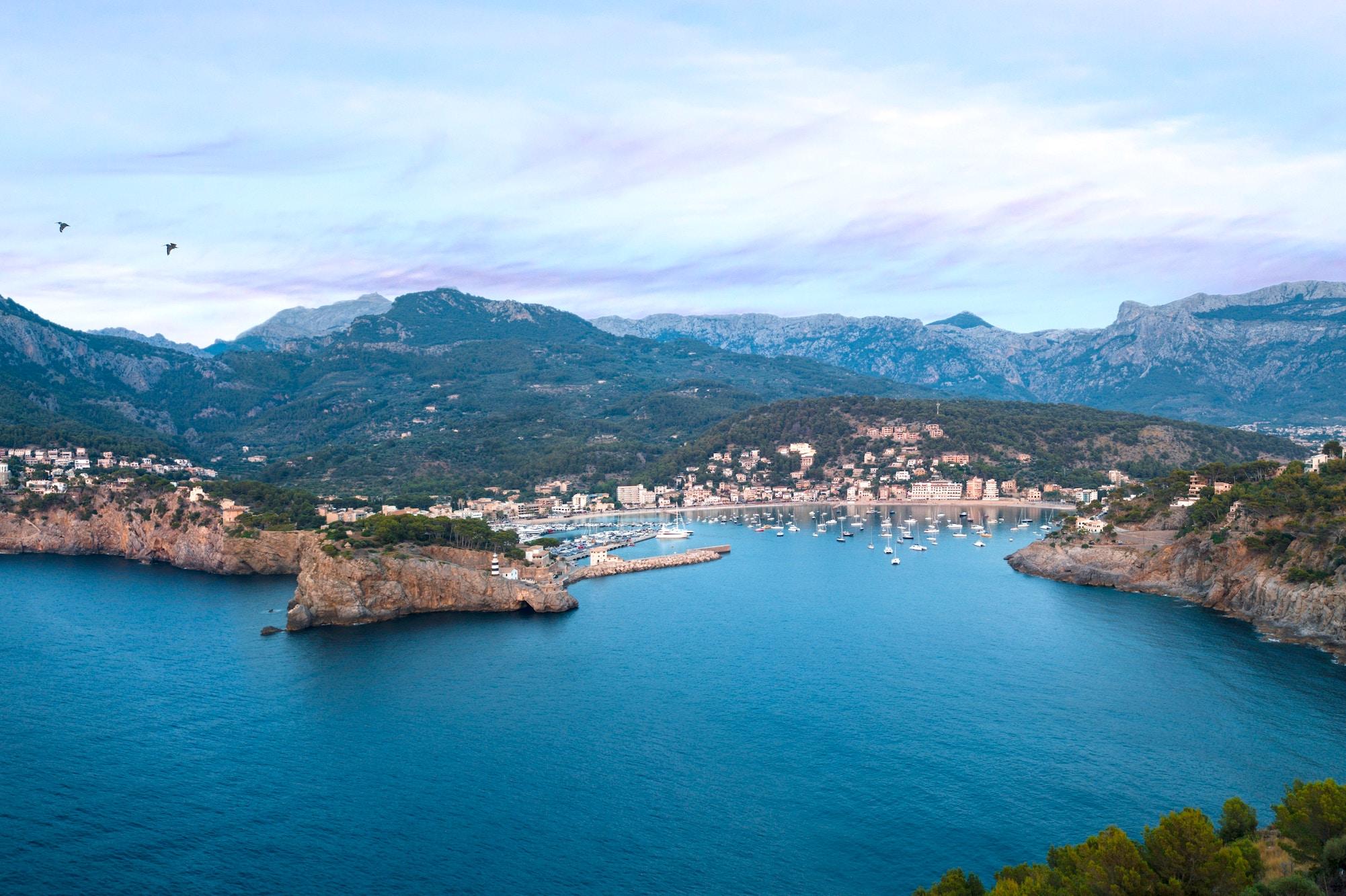 Port_in_Mallorca