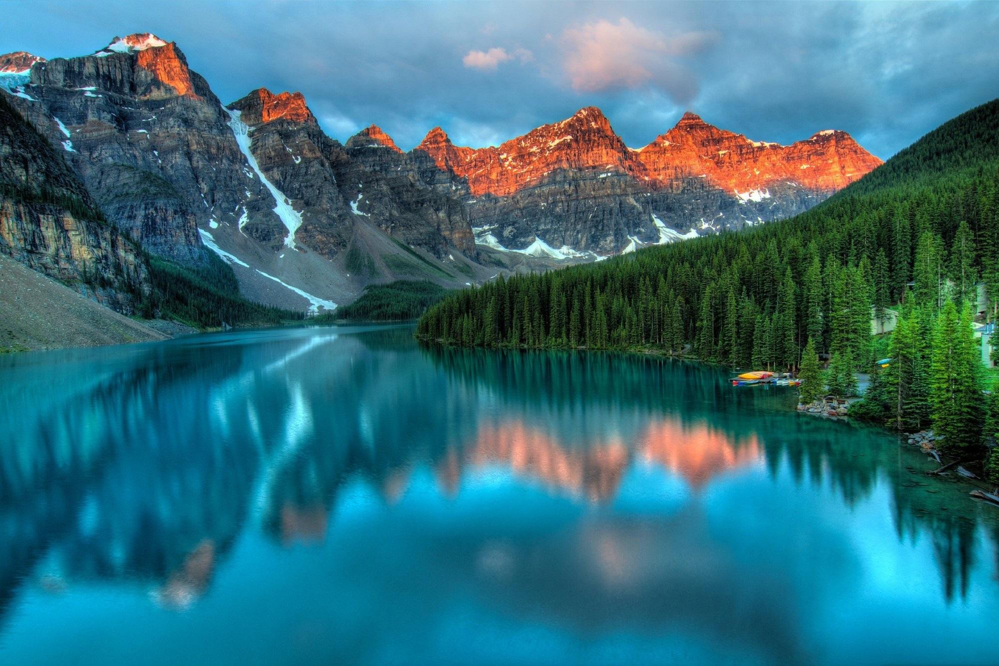 alberta lake canada