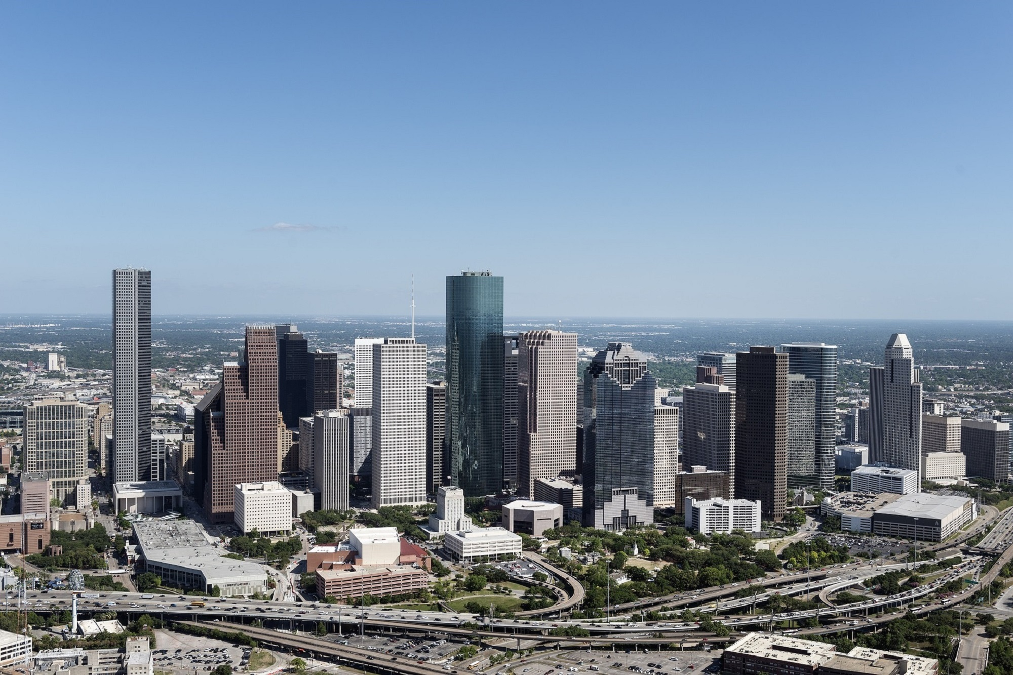 aerial-view-houston-skyline-1087751_1920